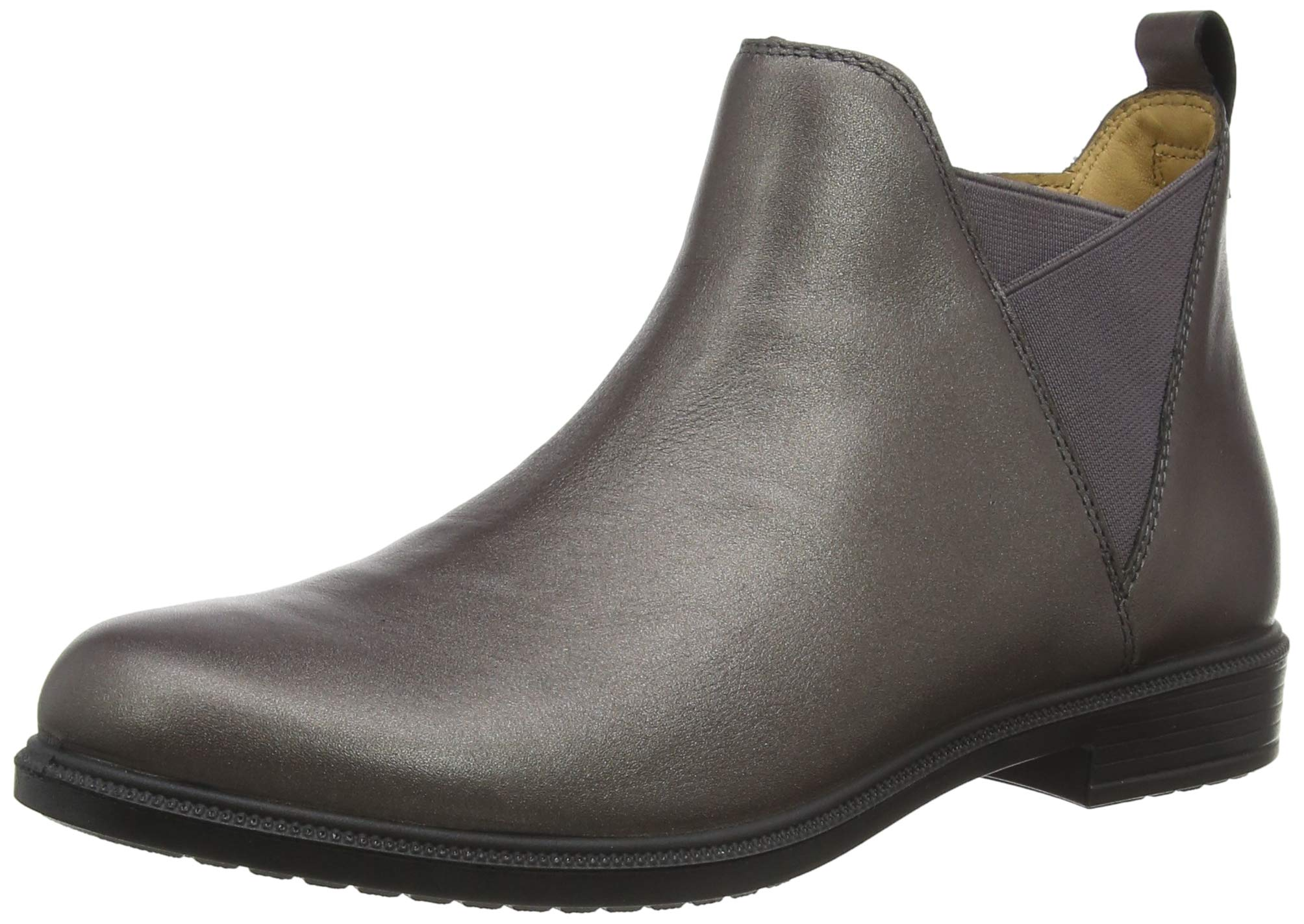 Eu Metallic Hotter YorkChelsea Boots 14137 FemmeGrisgunmetal 0N8wOkXnP