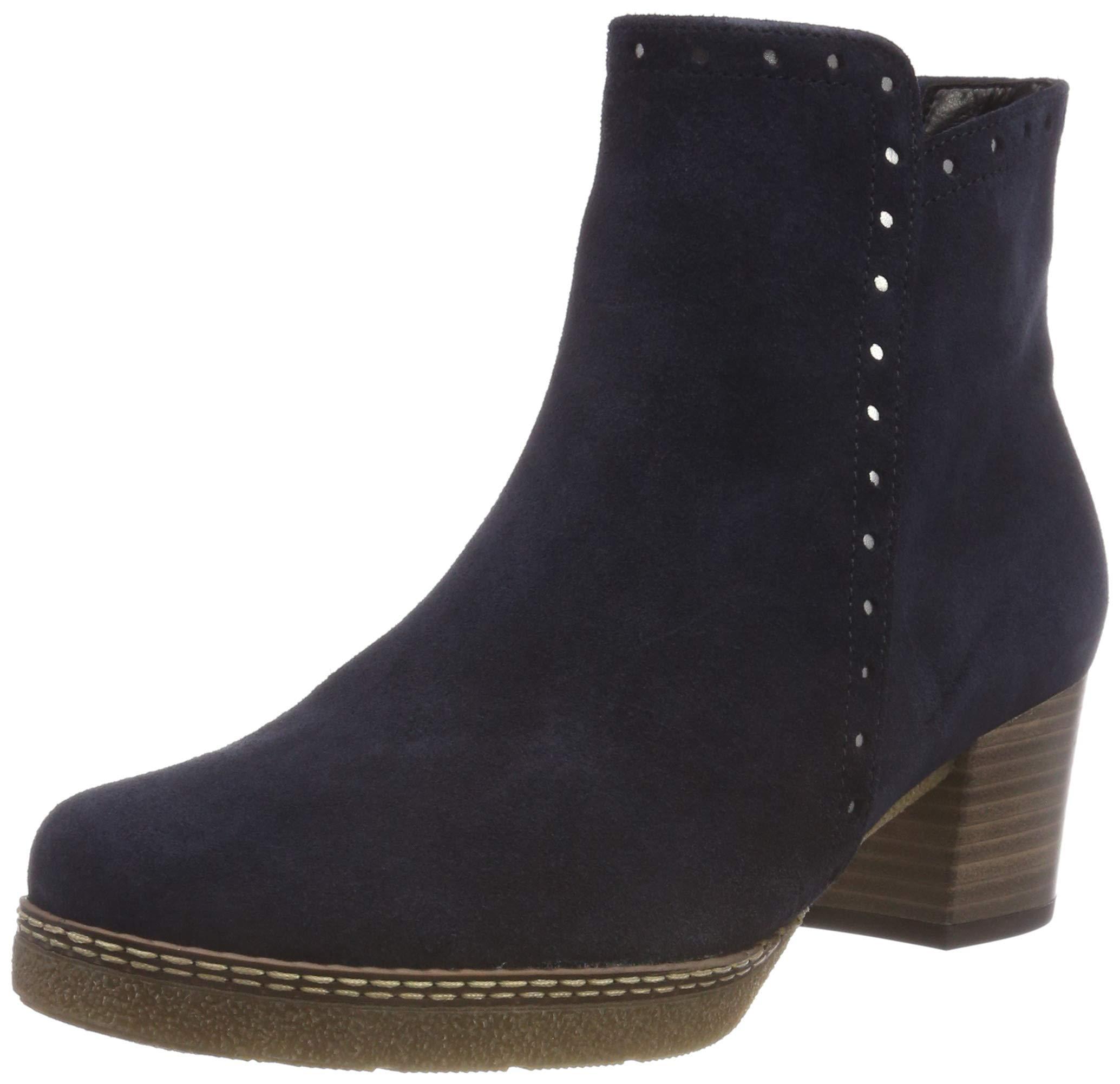 Gabor FemmeBleuoceanmicro4641 Shoes Eu Comfort BasicBotines 0OnPk8w