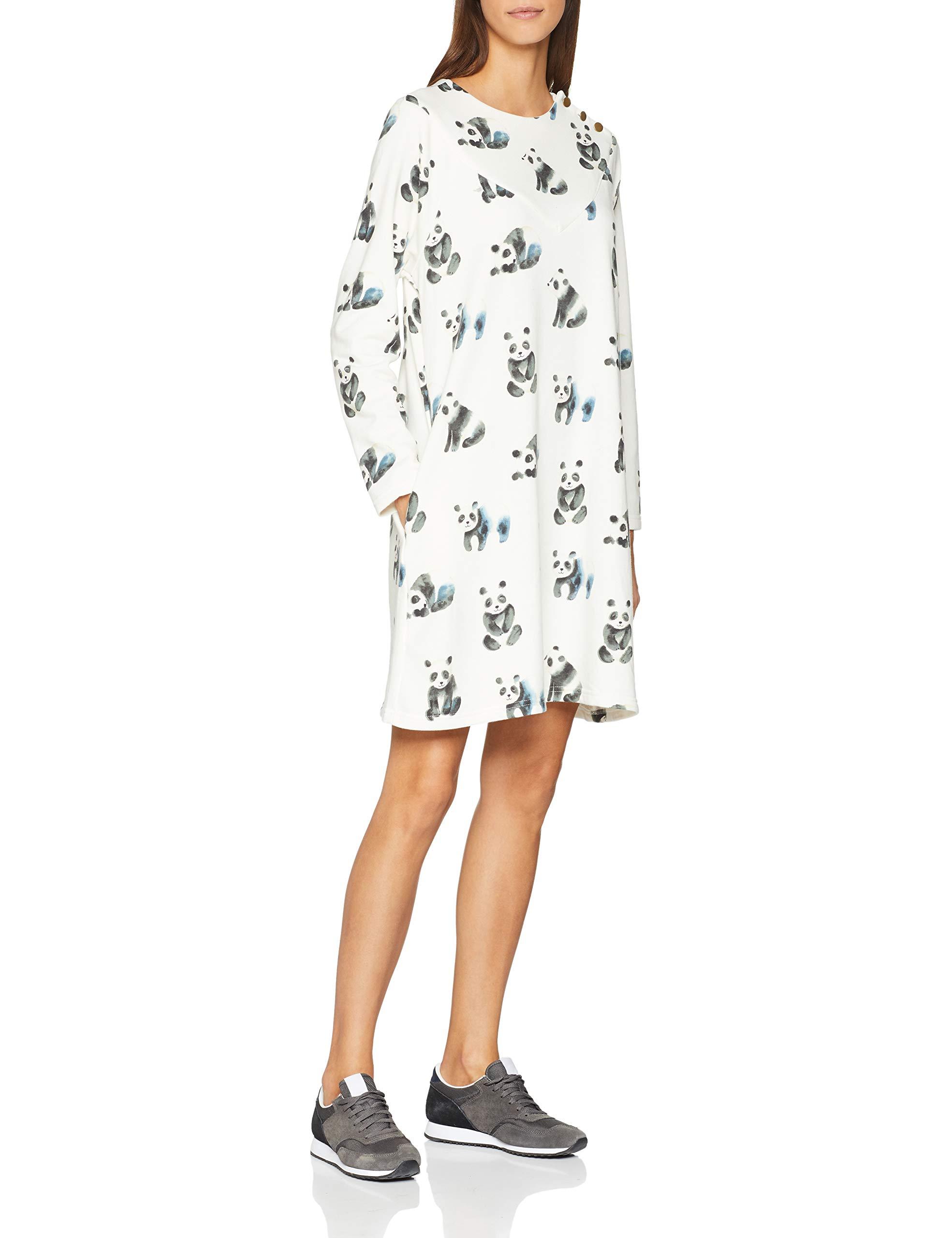 038 taille smallFemme Fabricant Pepaloves Dress RobeBlancpanda ZPXkiu