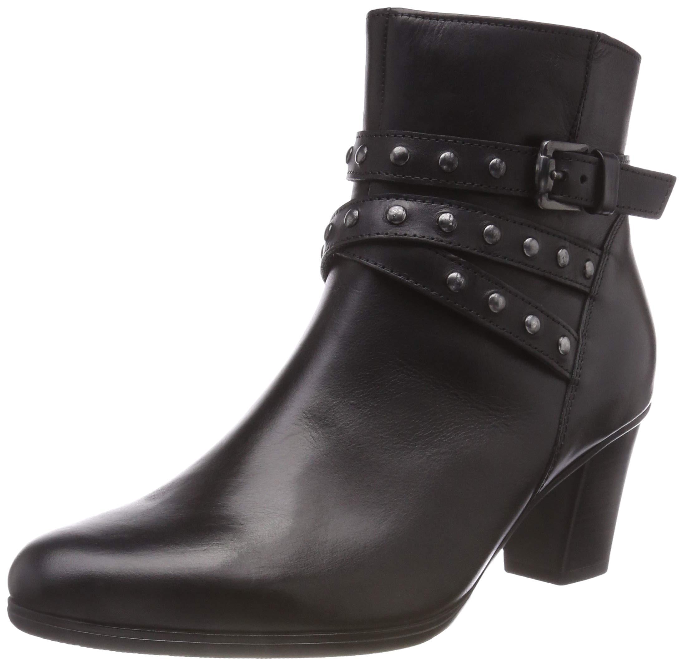 BasicBotines Shoes FemmeNoirschwarz 2738 Eu Gabor qUGSMVpz