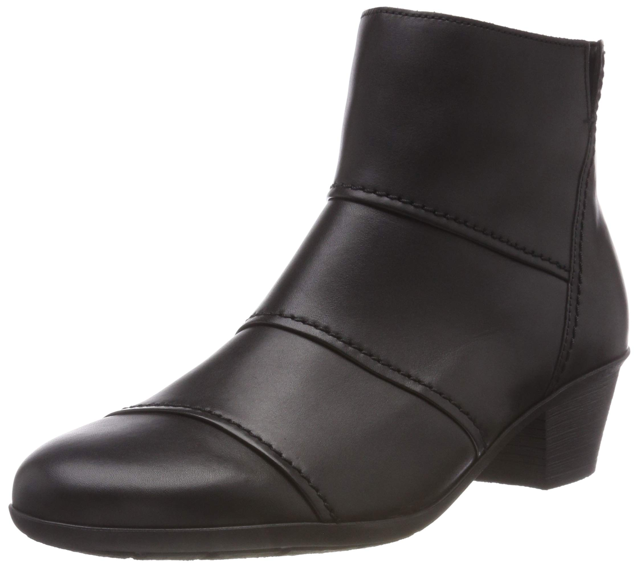 CasualBotines Shoes Eu FemmeNoirschwarz Gabor 2744 wPuTkZOXil