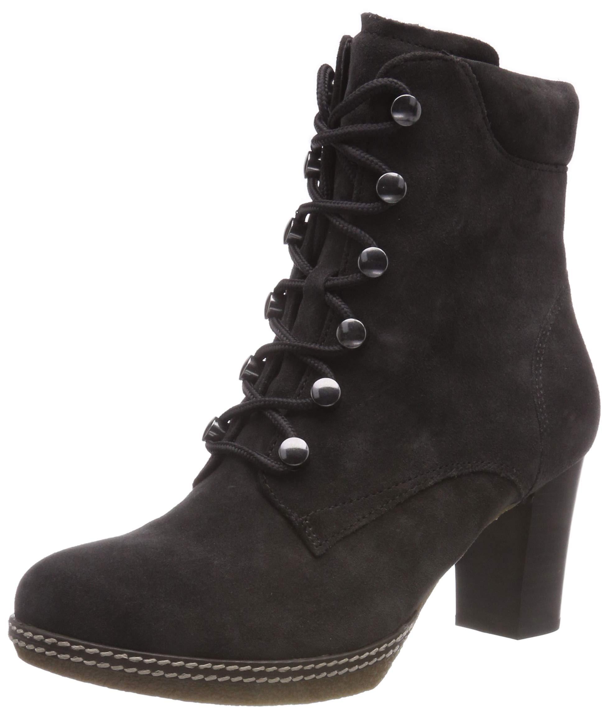 Gabor Comfort Shoes 5 FemmeGrisdark greymicro3937 SportBotines Eu Qthsrd