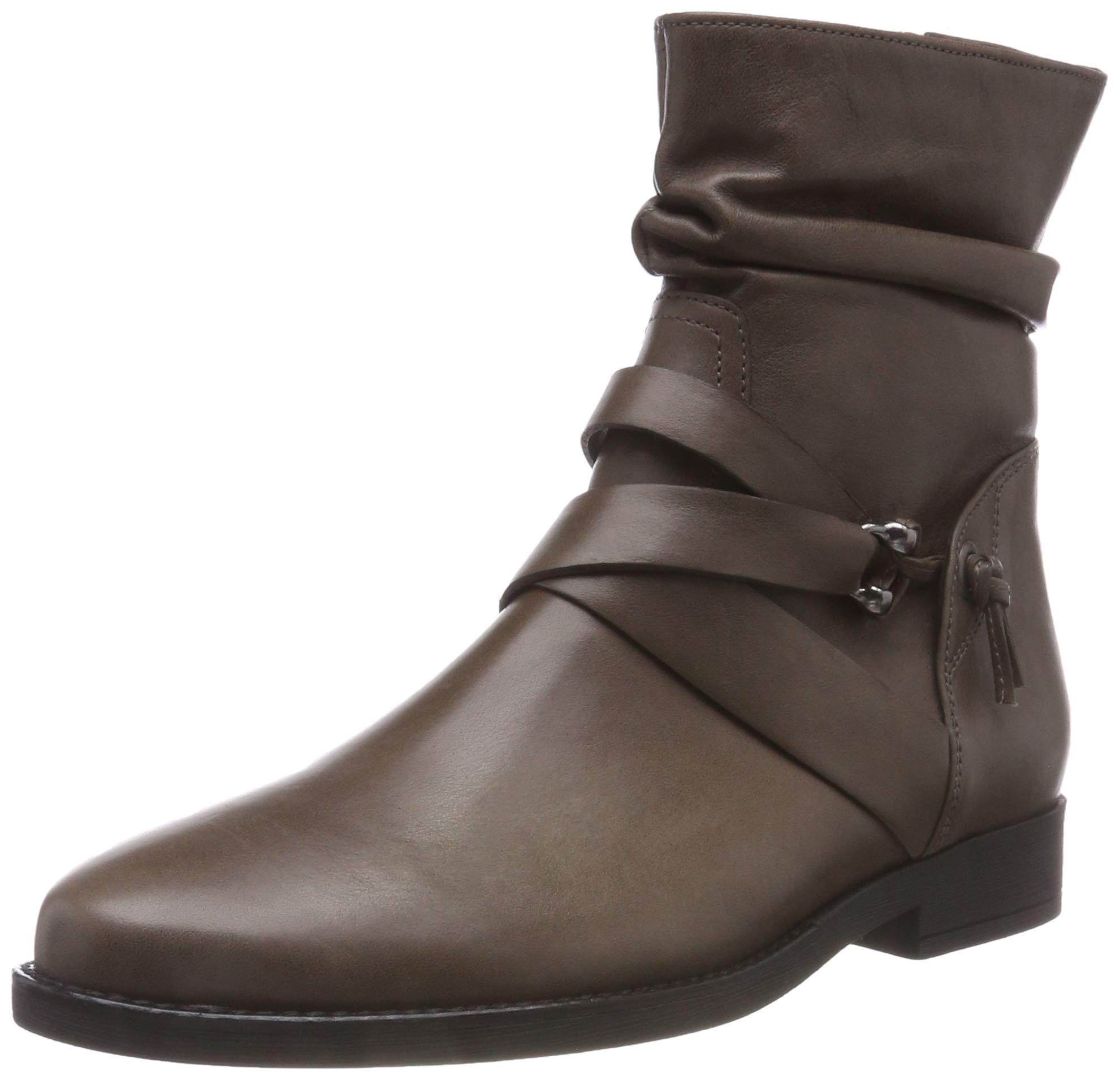 Gabor Shoes 5 Eu Comfort SportBotines FemmeGrissealmicro2237 Yfb6yvmgI7