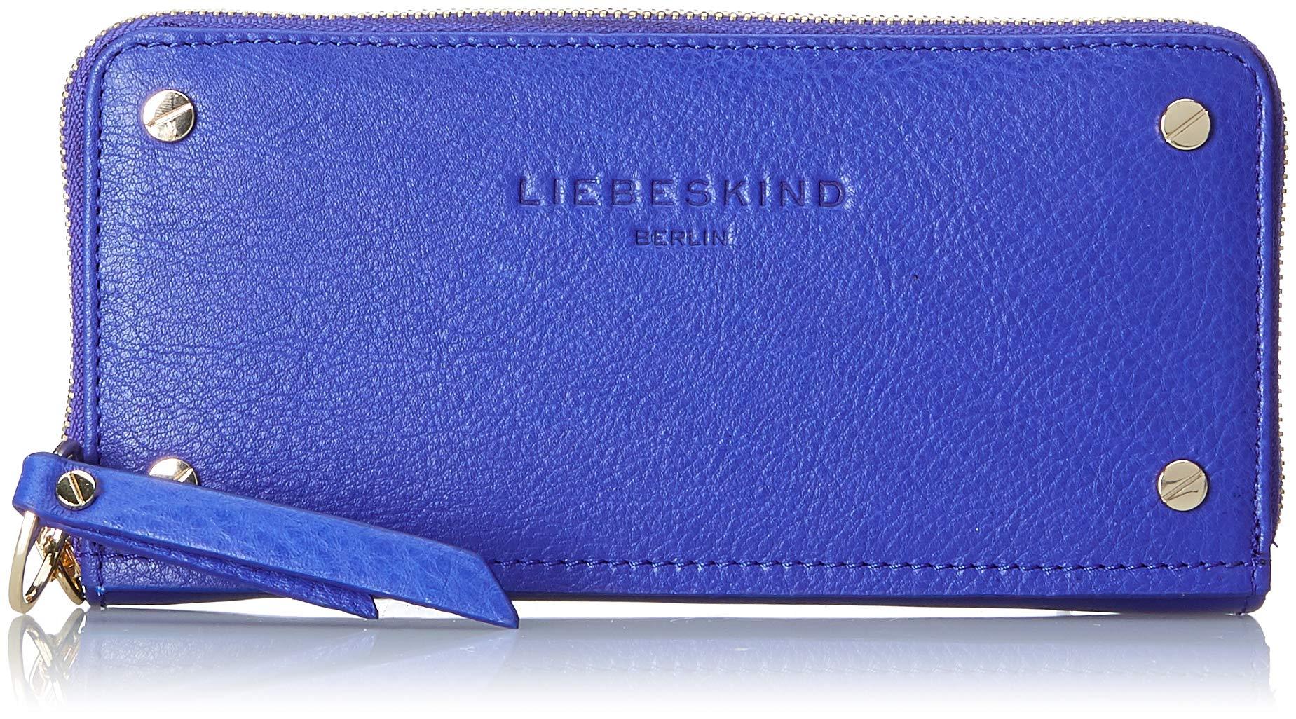 Liebeskind H Blue Mnpsallh8PebbpaPorte X T Bleudeep Berlin monnaie Cmb 56182x9x19 Femme QrxtCsdh