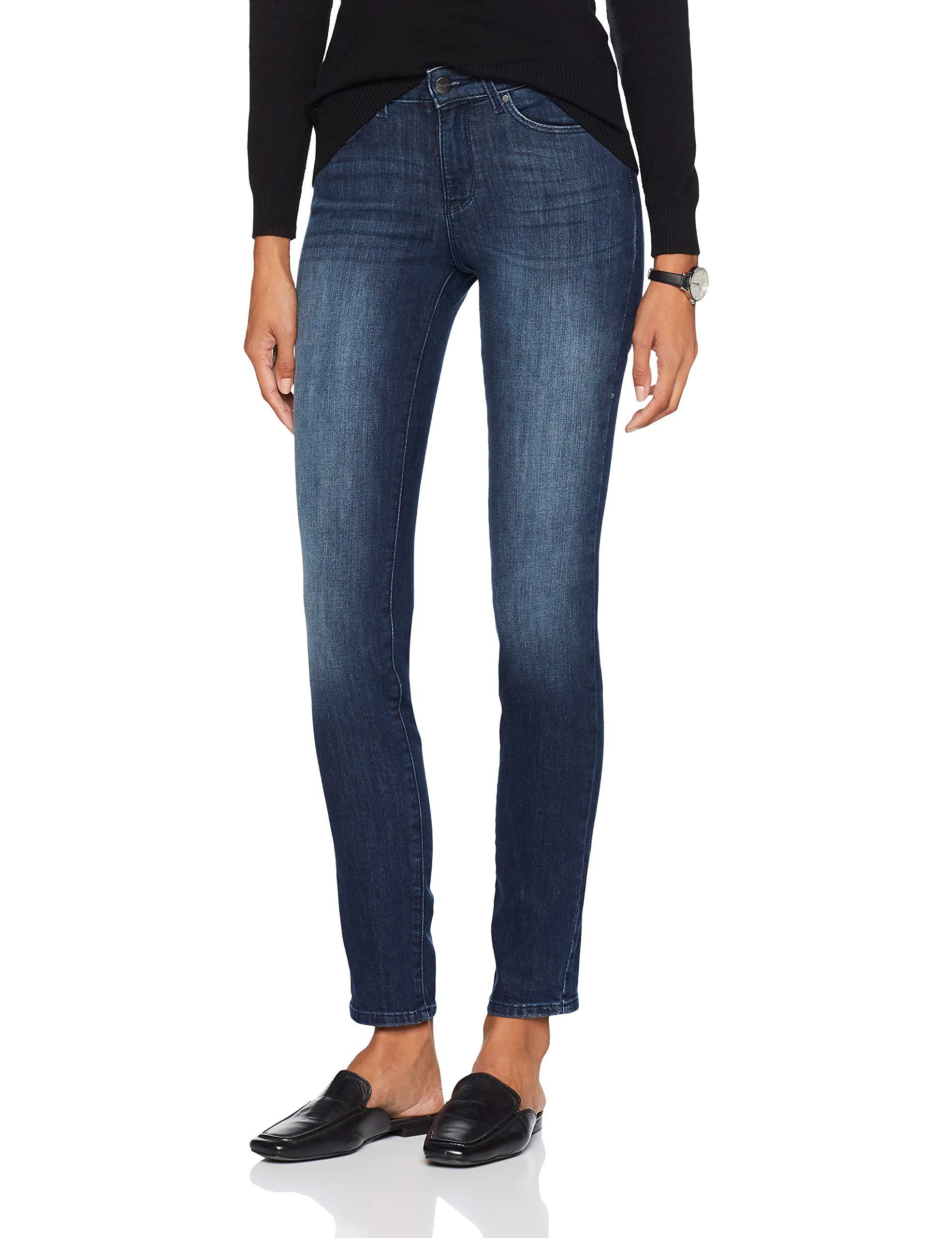 Wrangler Slim' Blue JeansBleutingy Femme 32p33w32l FJ3K1Tlc