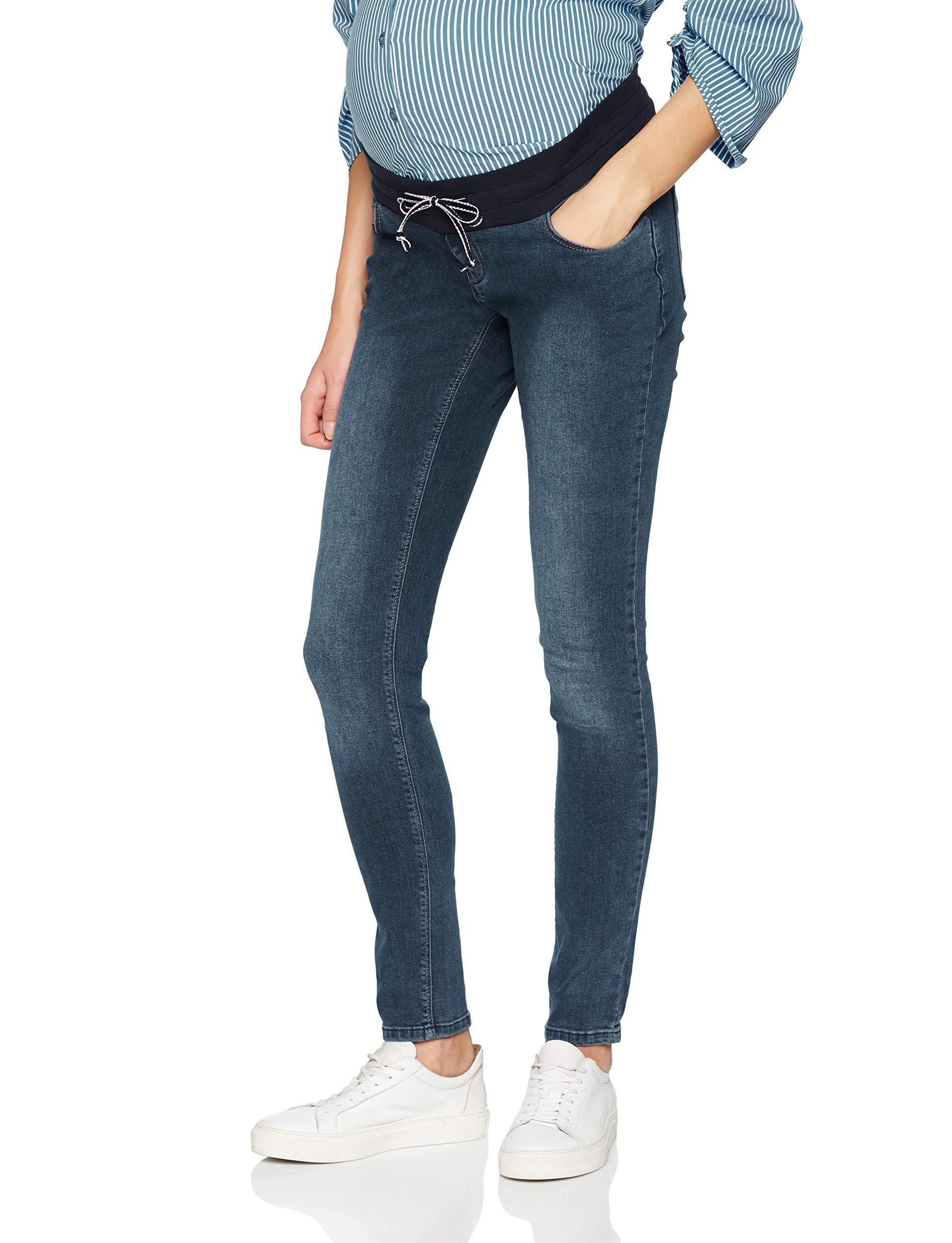 Pants l32taille Fabricant40 Wash 960W31 32Femme Esprit Slim JeansMaternitéBleumedium Denim Utb Maternity ARj354qL