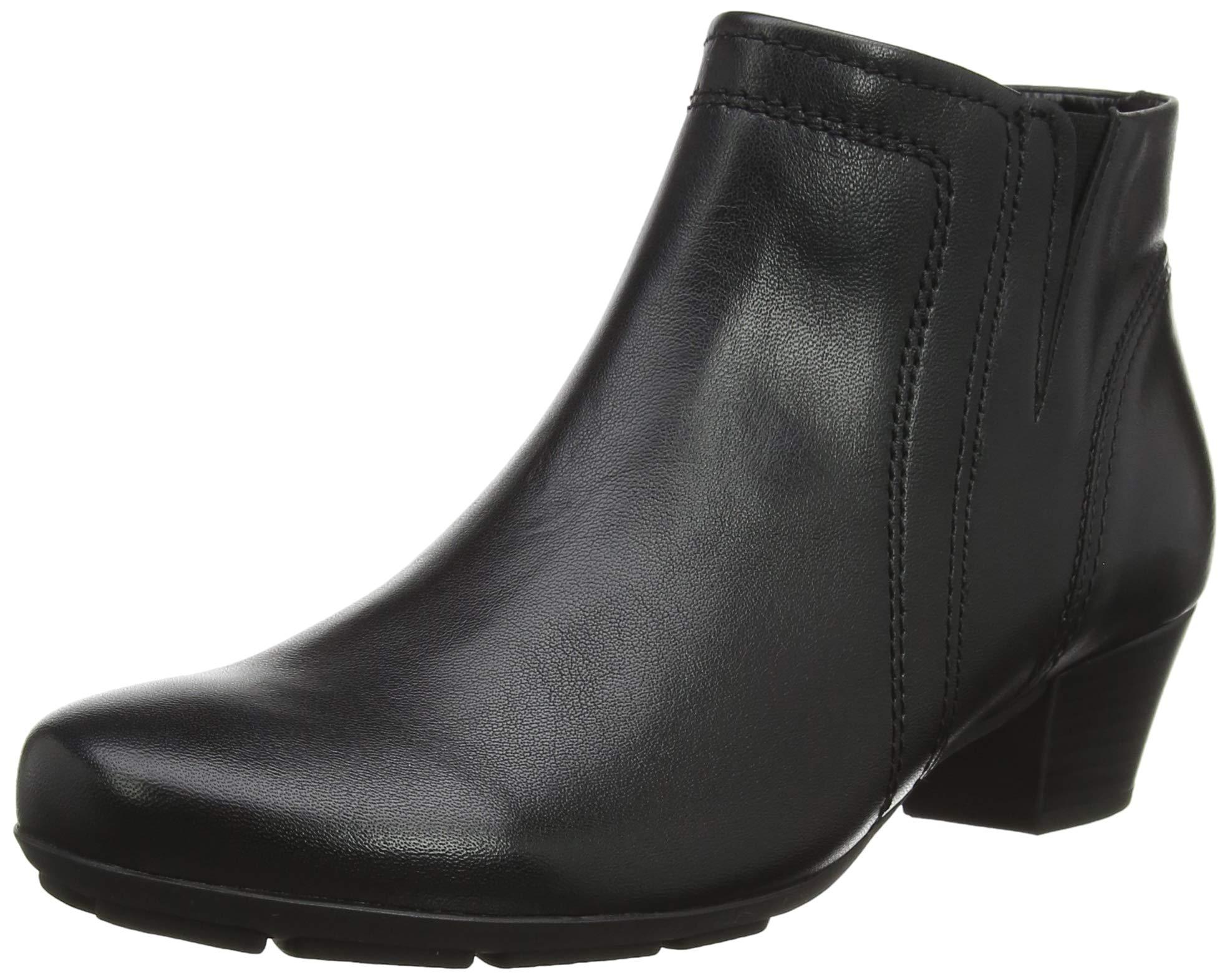 FemmeNoirschwarz BasicBotines Gabor Eu 2740 Shoes xtrdCshQ