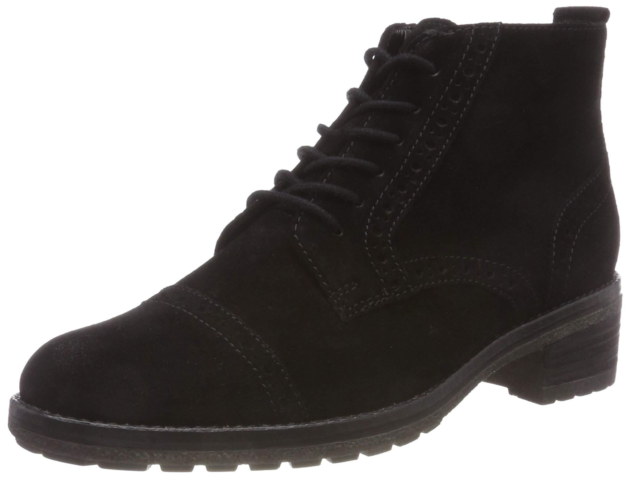 Gabor Shoes FemmeNoirschwarzanthrazit8038 Eu FashionBotines CxeWQdBro