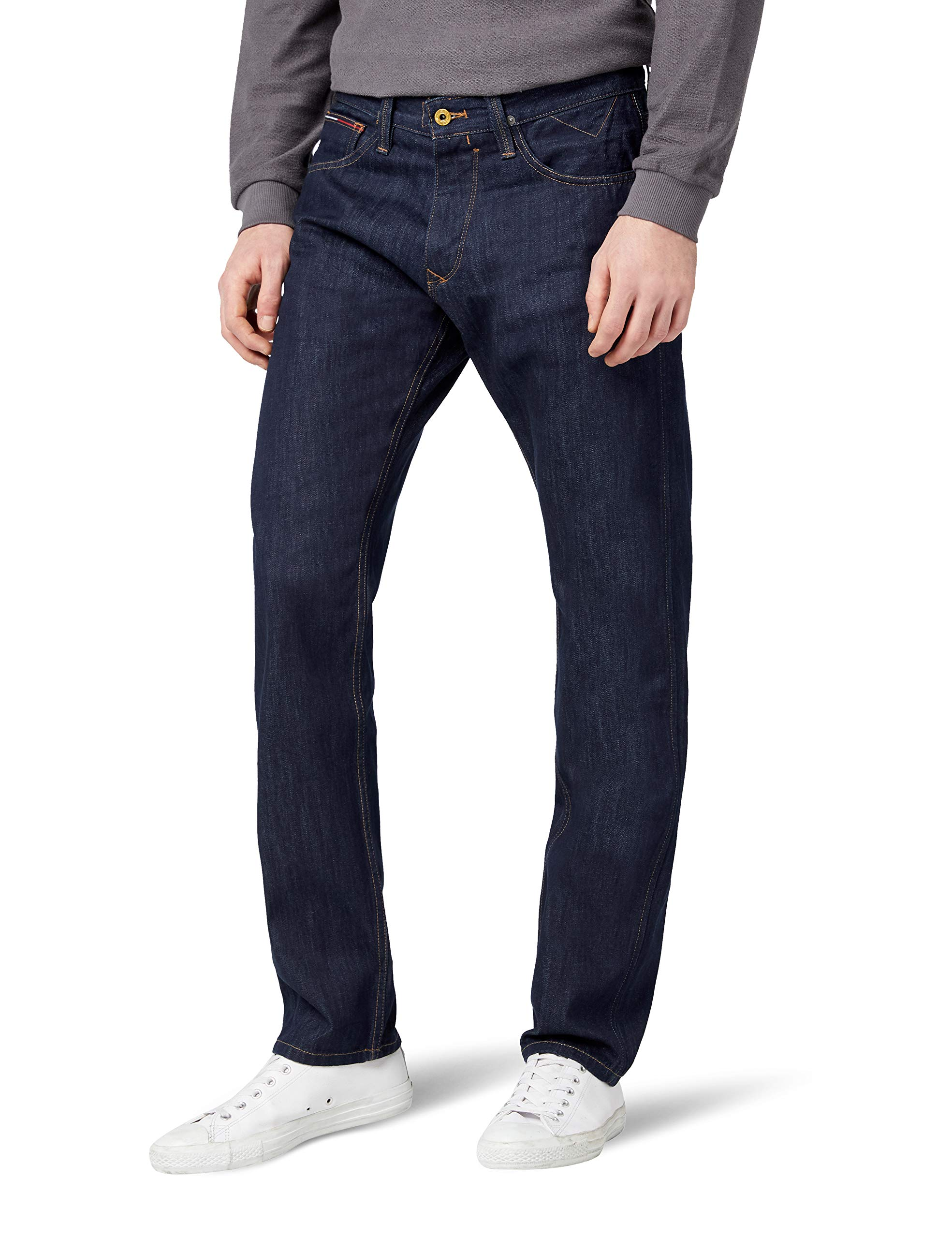 Homme Jean Coupe 34 Mrw DenimRonan Tommy RawFrW32 l34taille Droite Fabricant Hilfiger Jeans 32 Bleumichigan AjLqc345RS