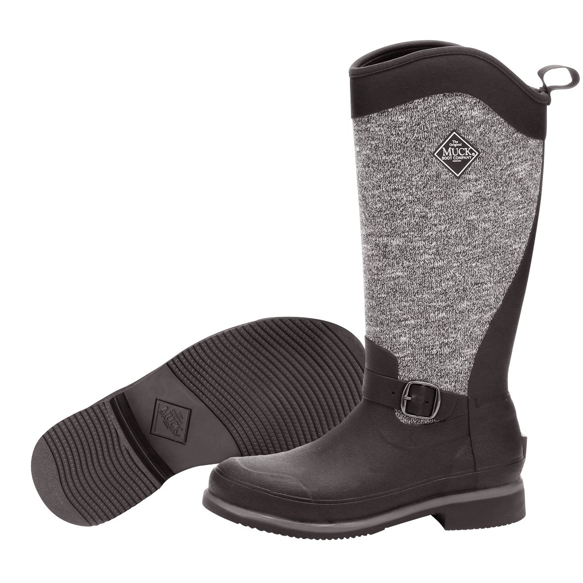 Reign Boots FemmeNoirblack Bottines SupremeBottesamp; De Pluie grey36 Eu Muck v8n0mwON