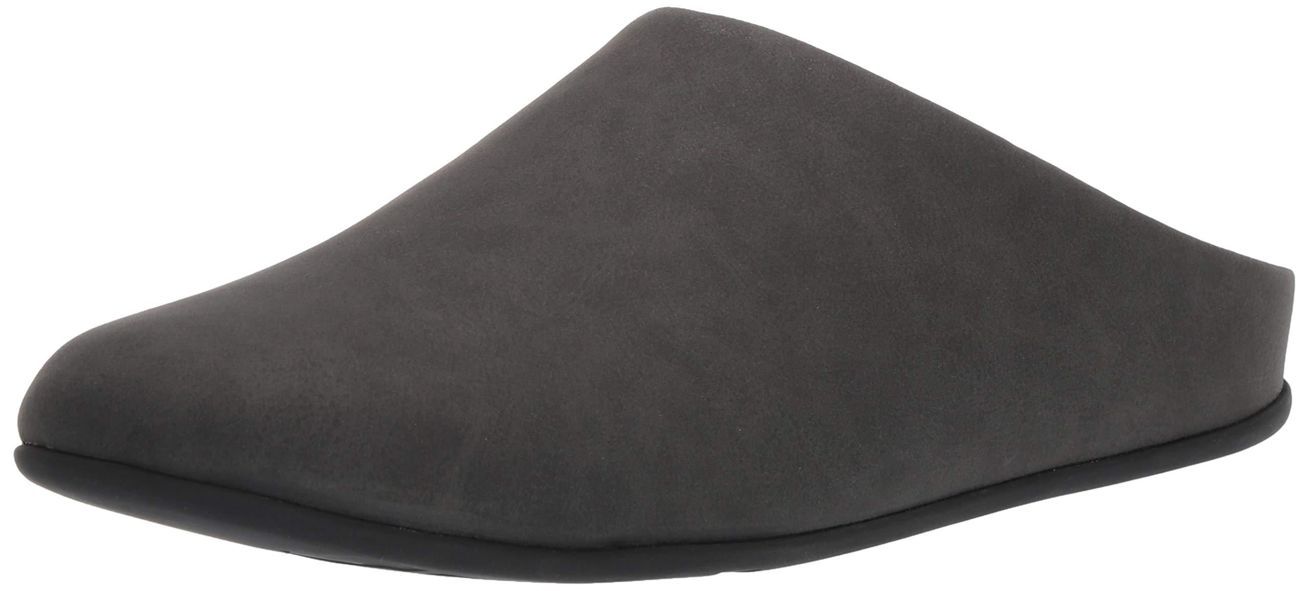 LeatherChaussons 00144 Shove HommeNoirblack Eu Fitflop Mule Y6gfb7y
