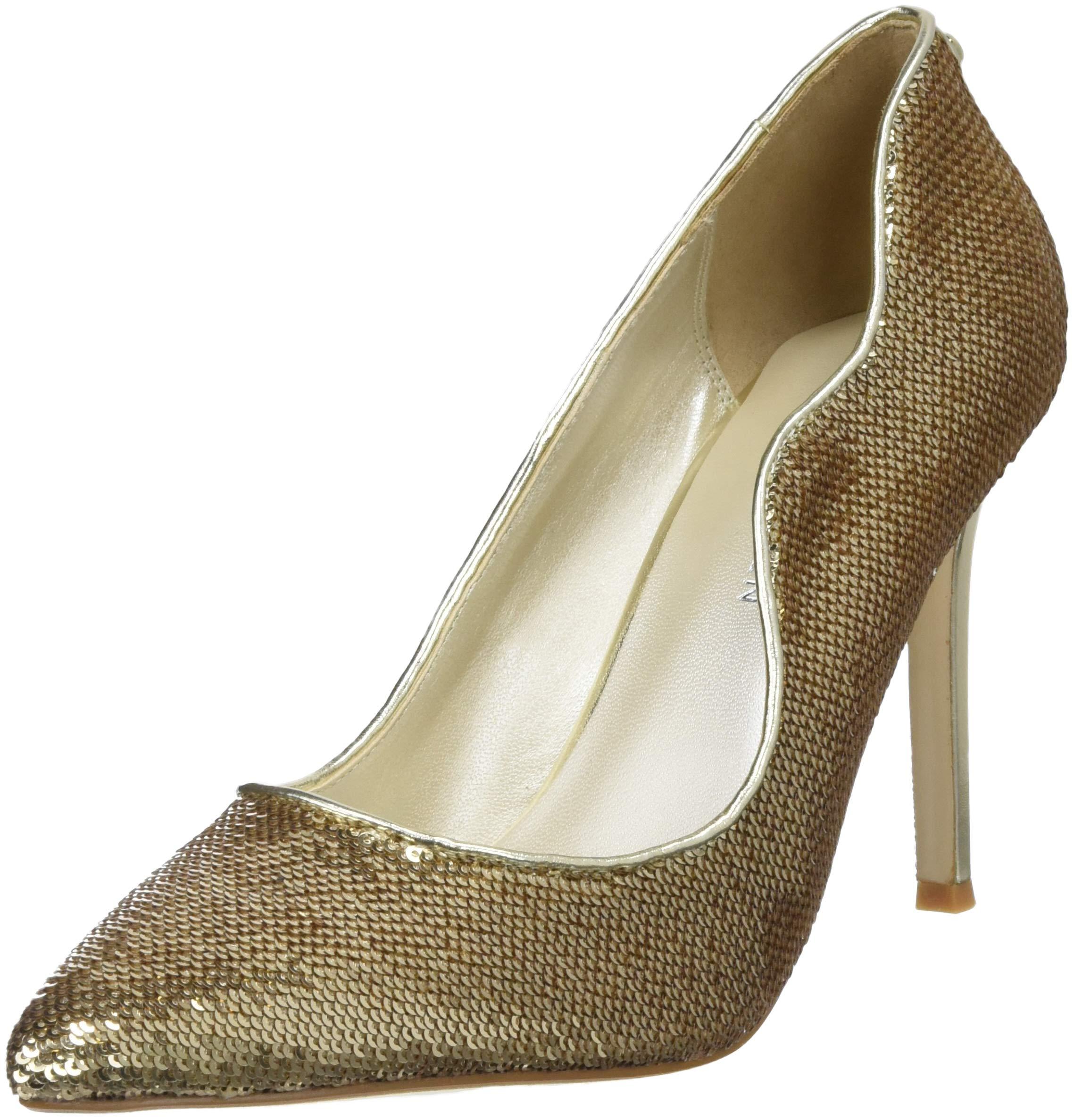 Fashions Karen Allover HeelsEscarpins Millen FemmeOrgold Sequin Court Limited Bout 8438 Fermé Eu vwOyPNn0m8