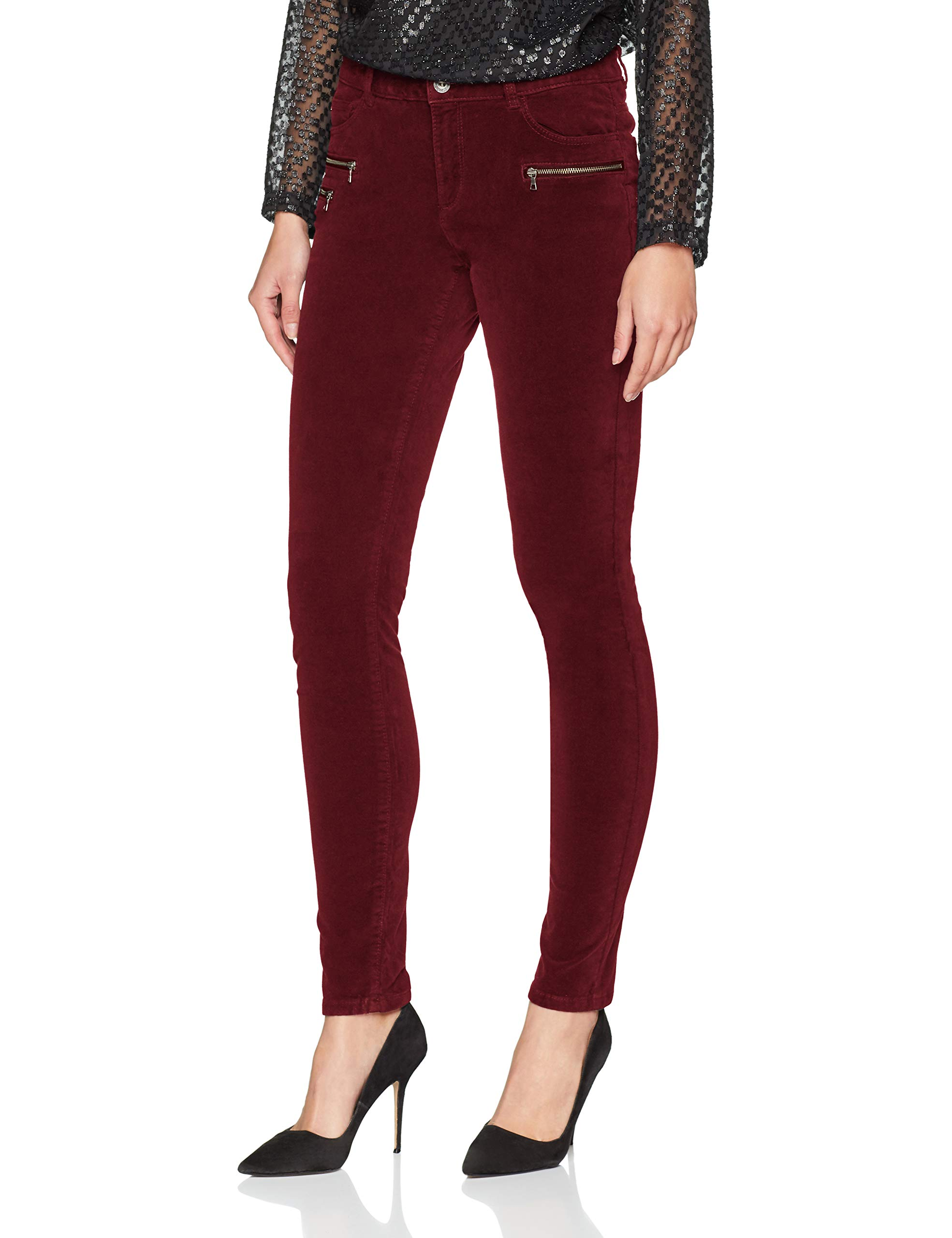 PantalonRougebordeaux l32taille 108ee1b020 32Femme Fabricant38 Esprit 600W38 Red vNmO08nw