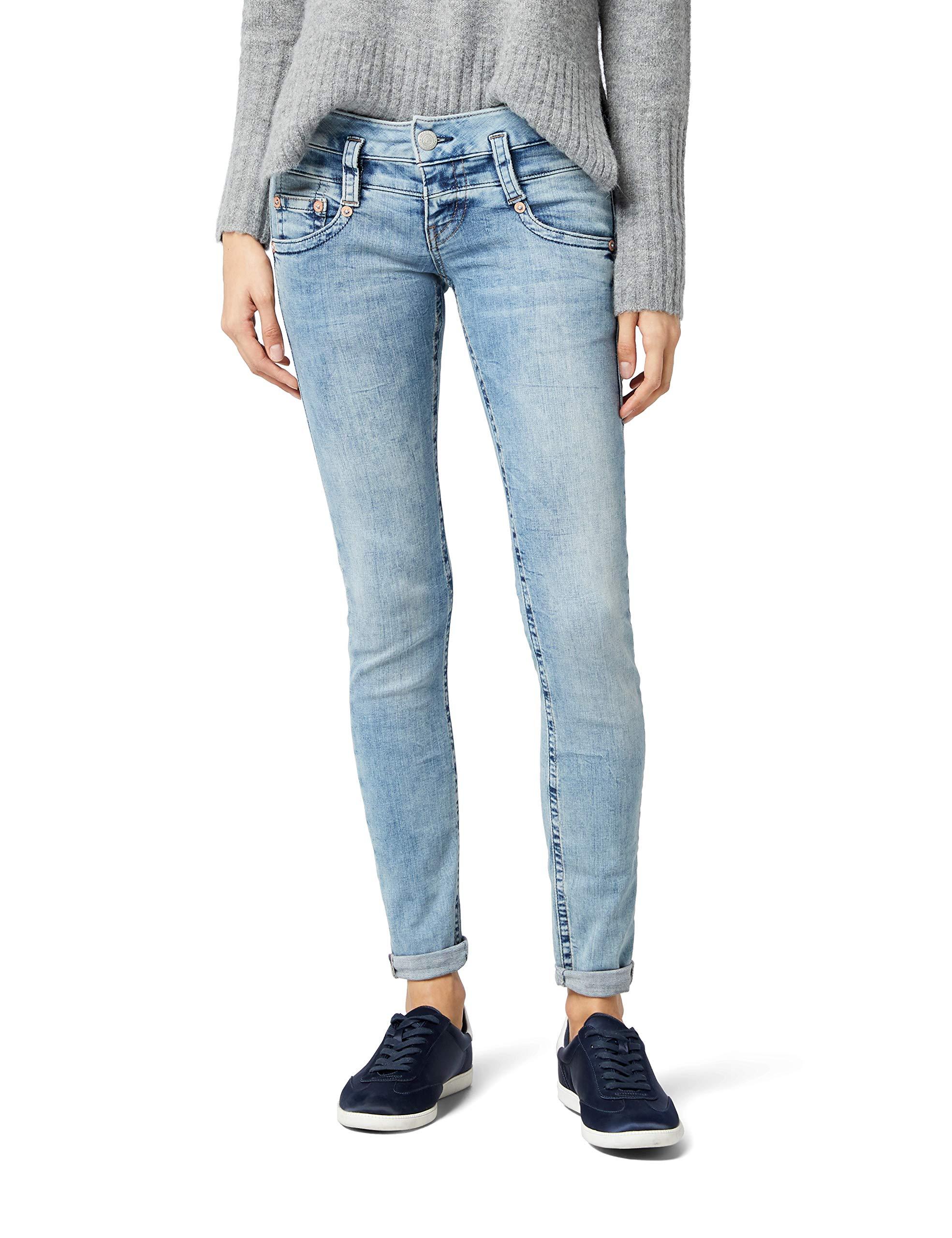 Pitch Herrlicher FemmeBlaucrease 04229 SlimJean W 32 L MUqjLzVSpG