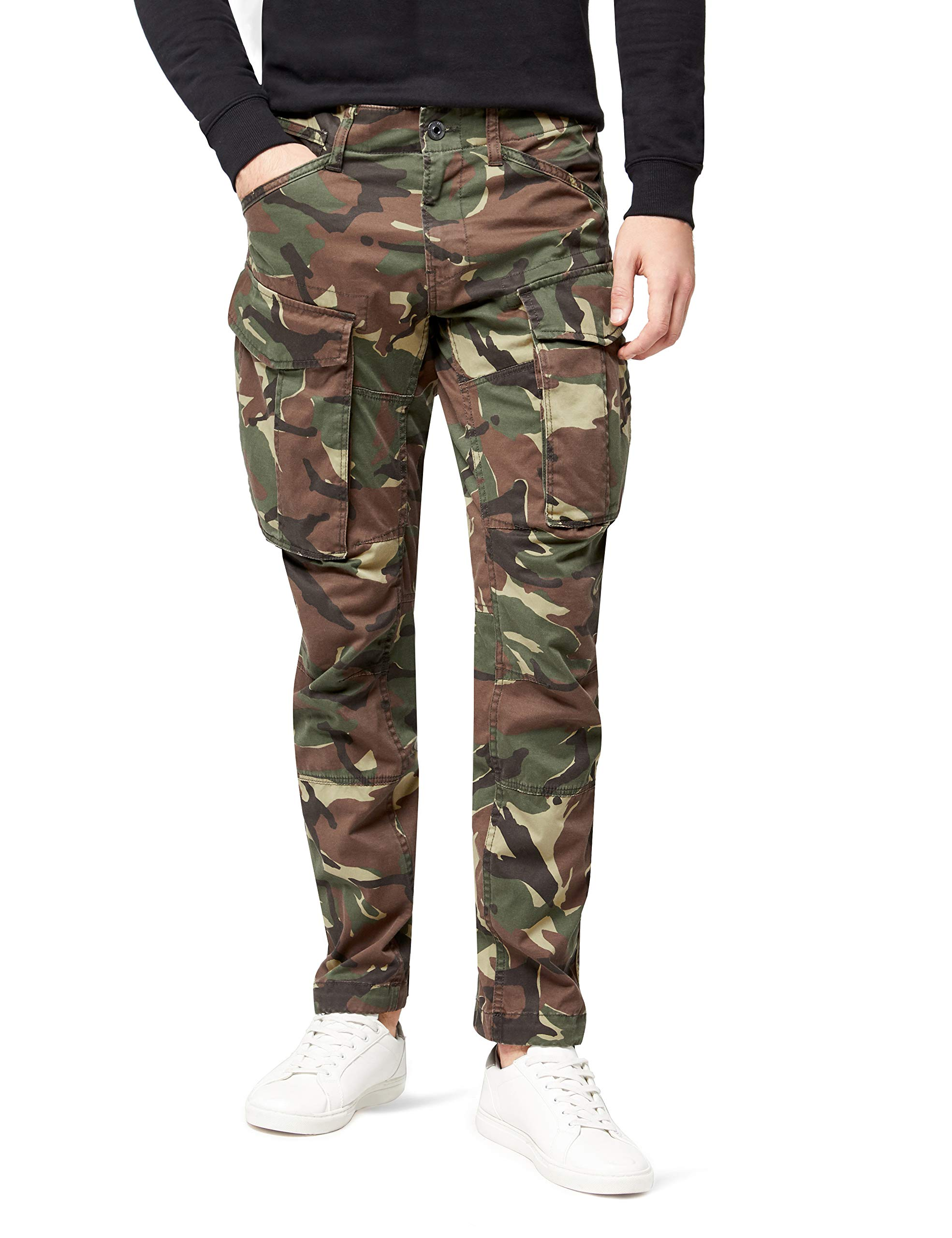 Raw 828733w30l star 3d G PantalonMulticoloredk Ao Homme Rovic Tapered 8886 Fall I29DEHW