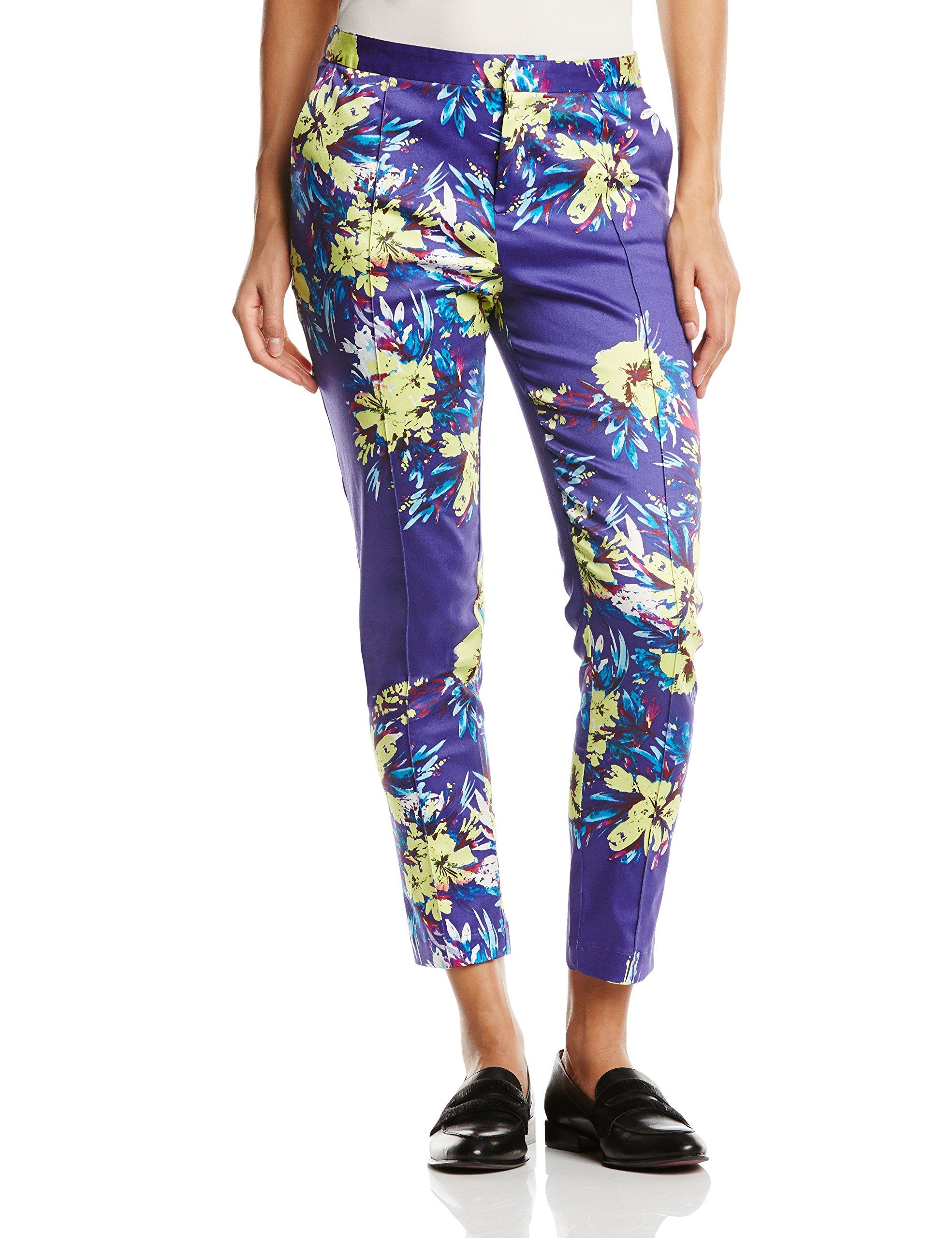 Raquel Darling PantalonBleufrench FabricantMediumFemme Trousers NavyFr38taille ED92eIHWY