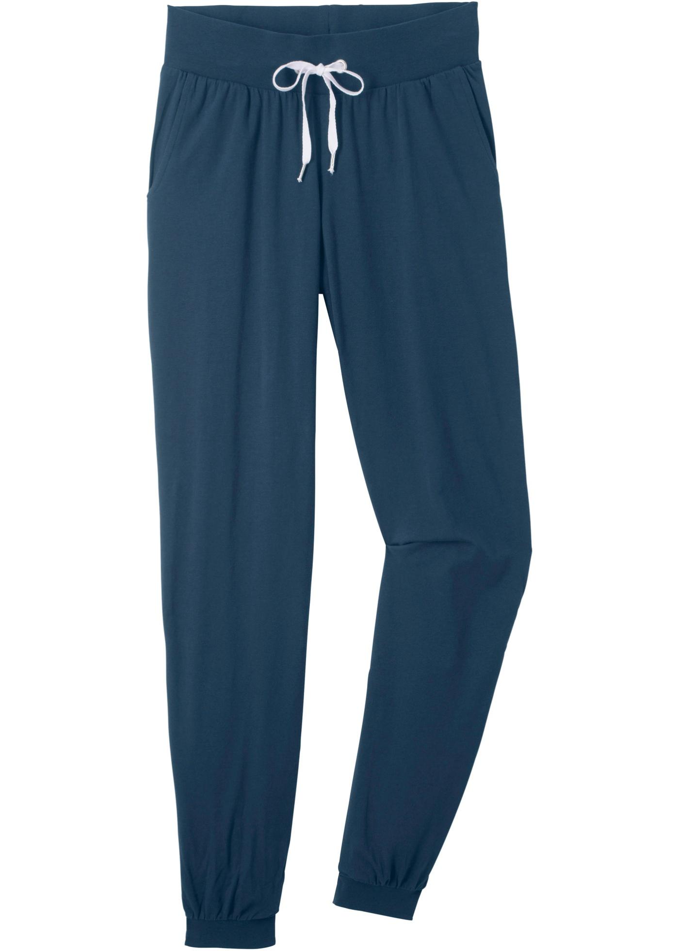 Bleu CollectionPantalon JoggingNiveau Bonprix 1 Pour De Femme Bpc gf7yYb6