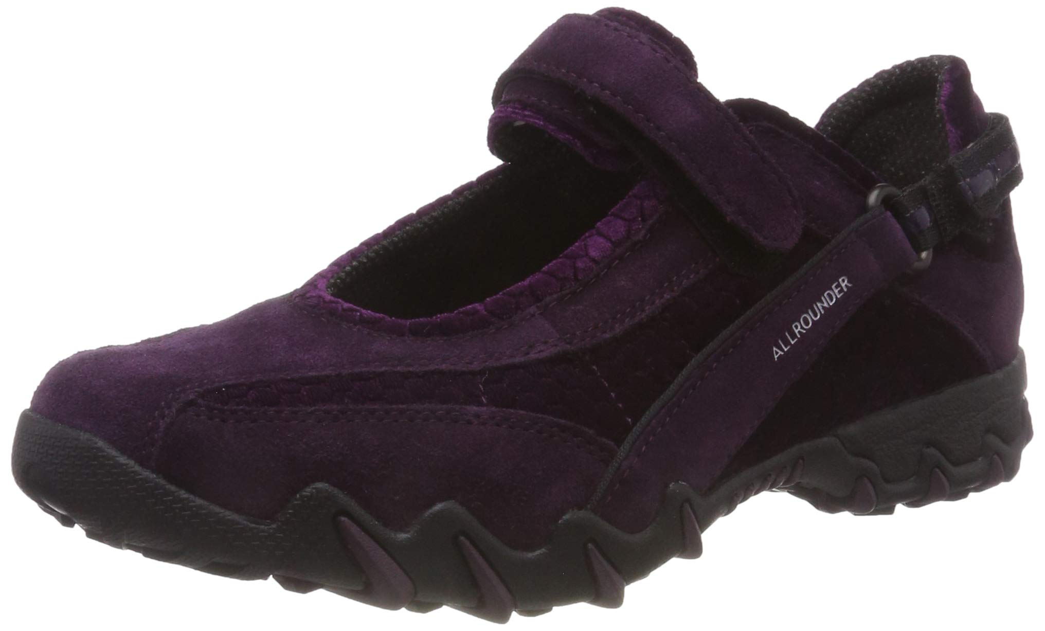 suede NiroChaussures De FemmeDk Mephisto Eu C H Allrounder soft Purple By 7239 Running c4Lj5A3Rq