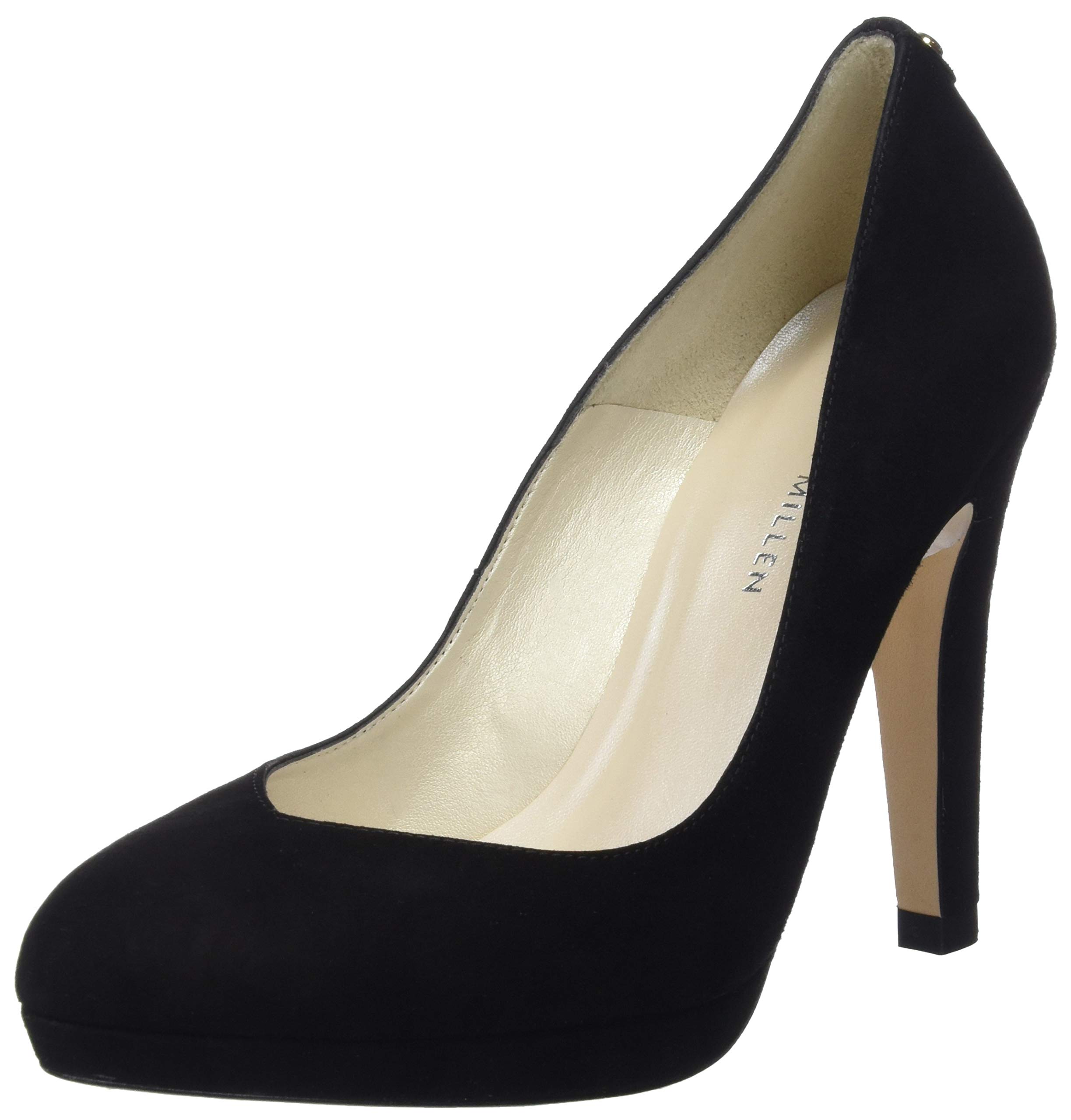 Karen Millen FemmeNoirblack Bout Eu Fashions Platform Limited 0137 Suede Fermé PumpsEscarpins nwmN08