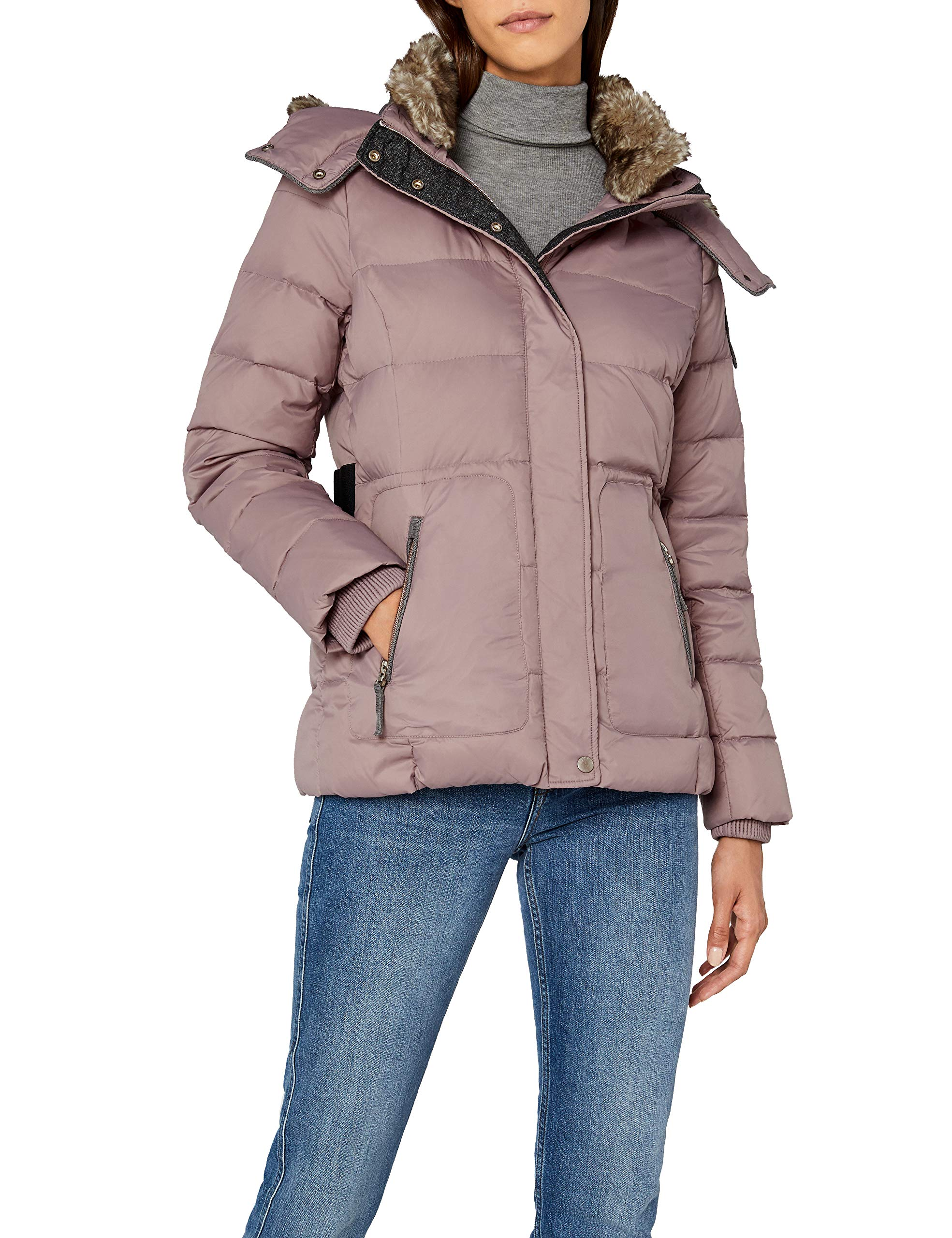 Violetmauve FabricantS Blouson 550FrMtaille Femme Esprit087ee1g011 QrCshdt