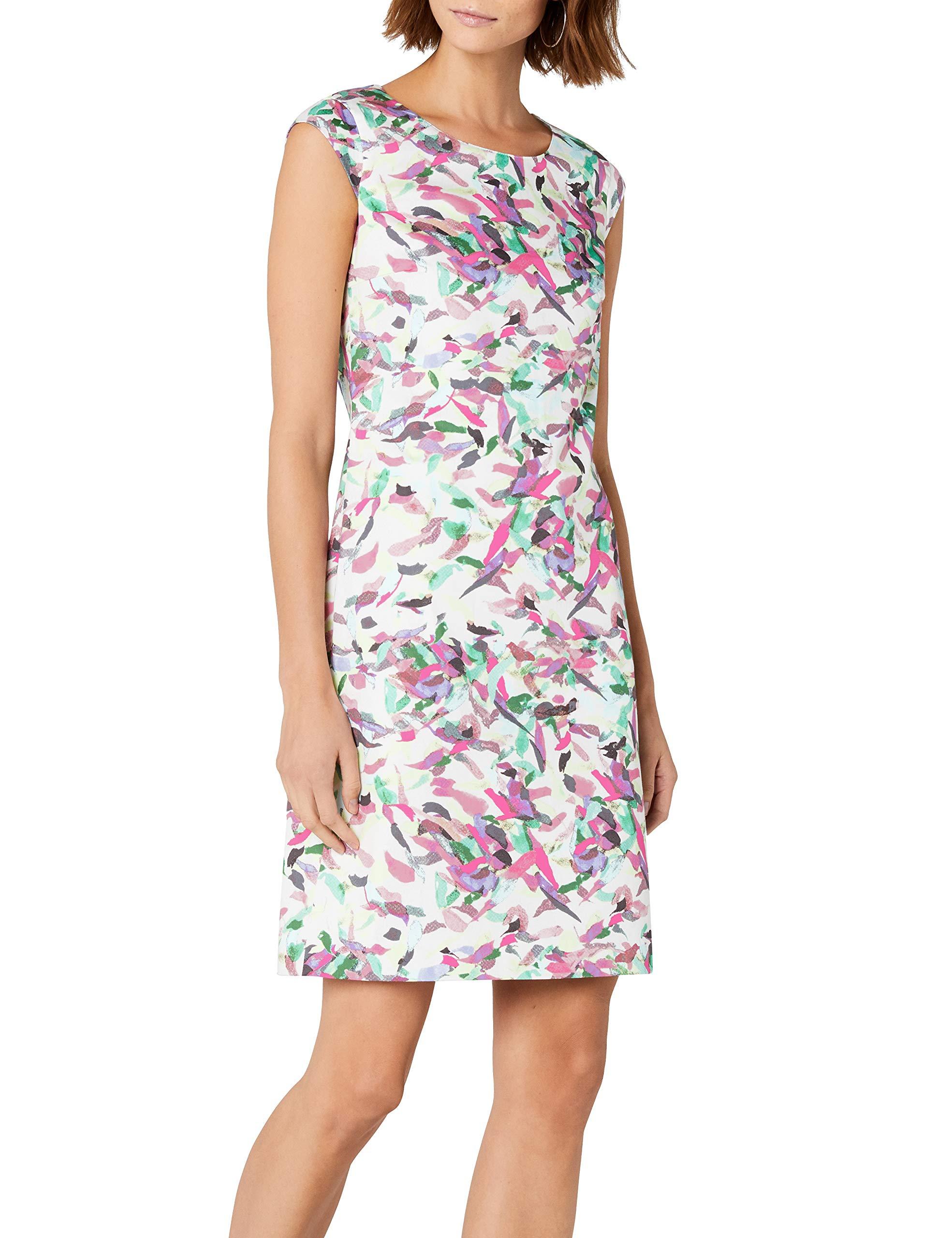 Femme Lavender Robe Moreamp;Kleid Multicolor 3810Taille34 Multicoloresoft Rjq35Sc4AL