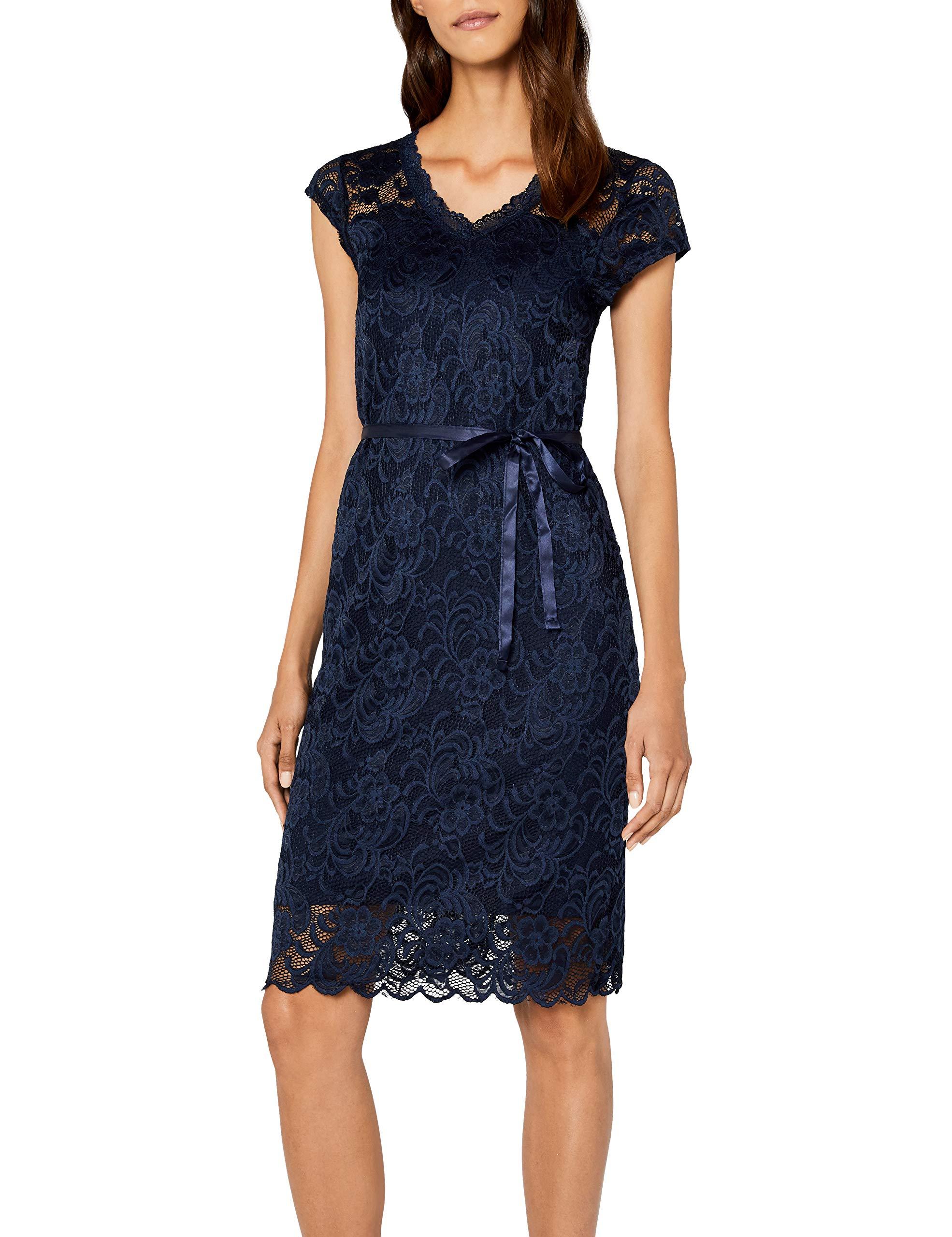 Mamalicious Cap Jersey Mlnewmivana Blazer36taille Dress RobeBleunavy FabricantX smallFemme lFJKc1