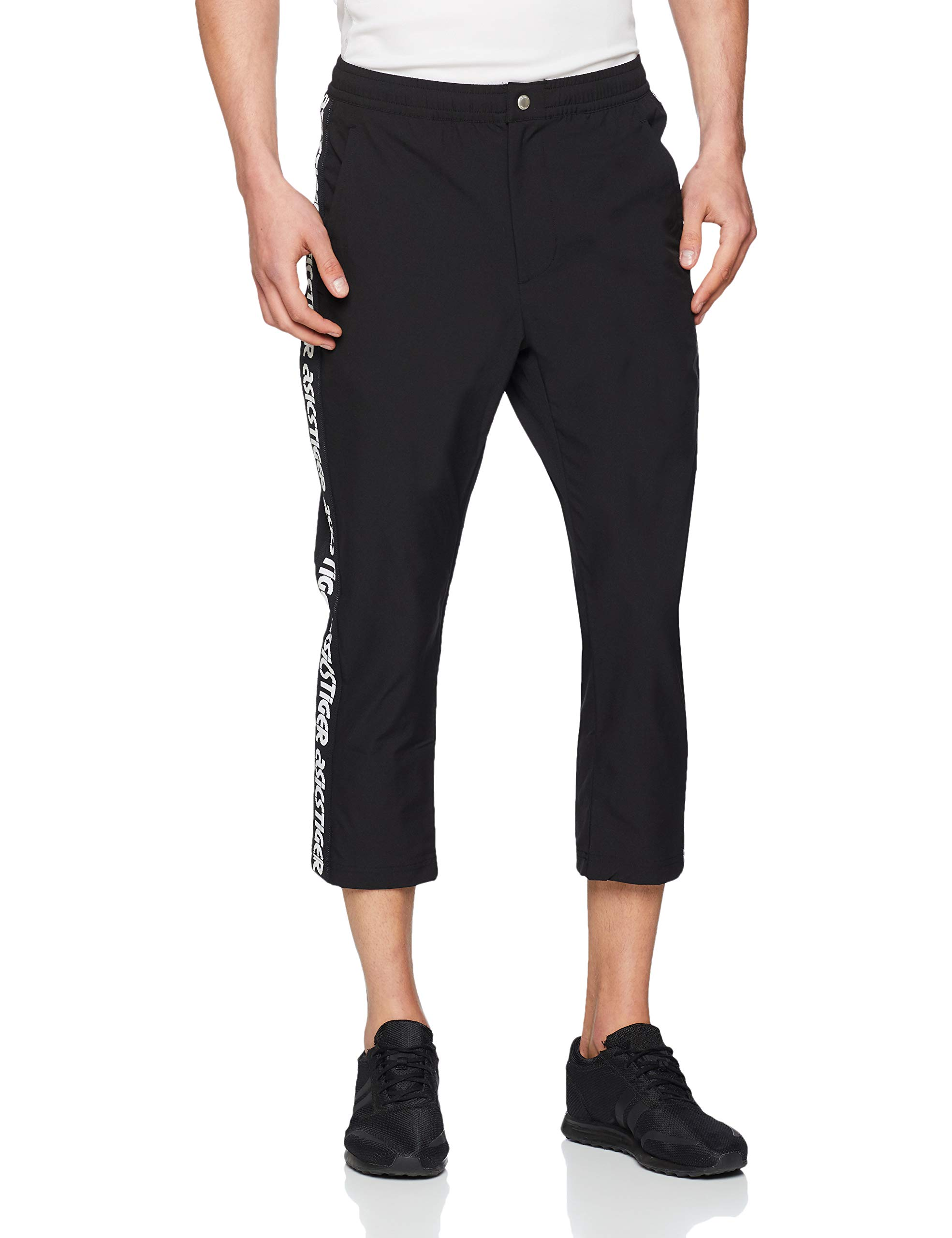 Asics De Black FabricantSmallHomme Colour SportNoirperformance Pantalon Stretch Woven Blocking Pants Light 00132taille UzMVqSp