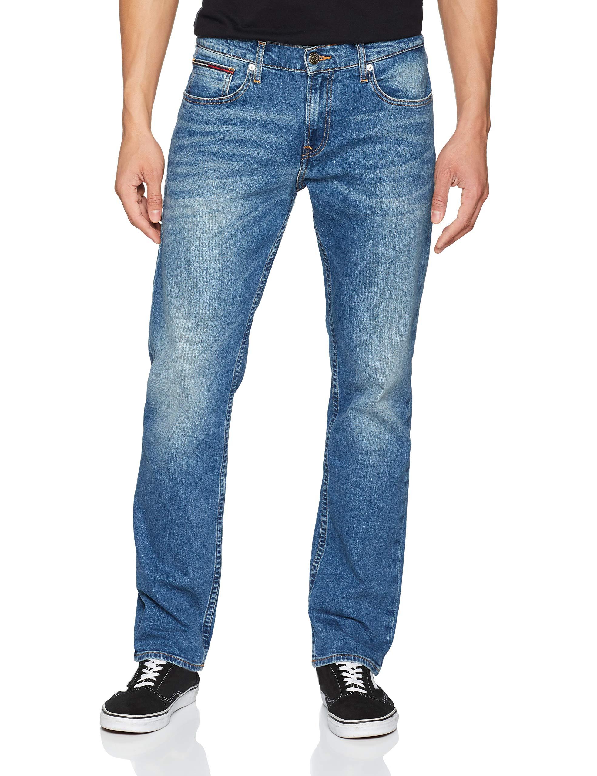 Jeans Ryan Original l32taille Fabricant3229 Homme Tommy 911W29 Droit Bl Mid Bleufulton Com 5L3RA4j
