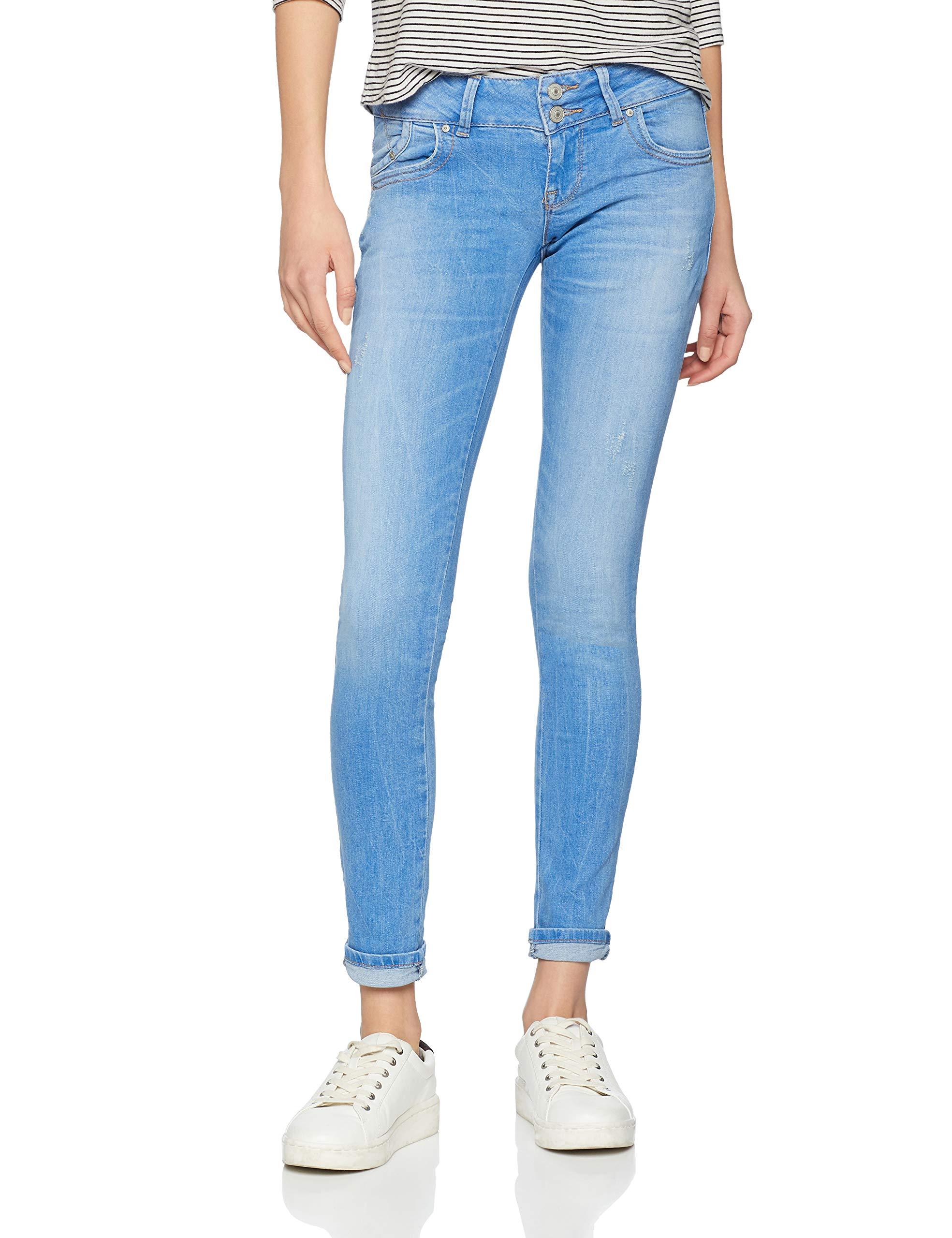l32 Femme Ltb SlimBleuakira 51621W26 Jean Wash Jeans X Molly nkOw0P