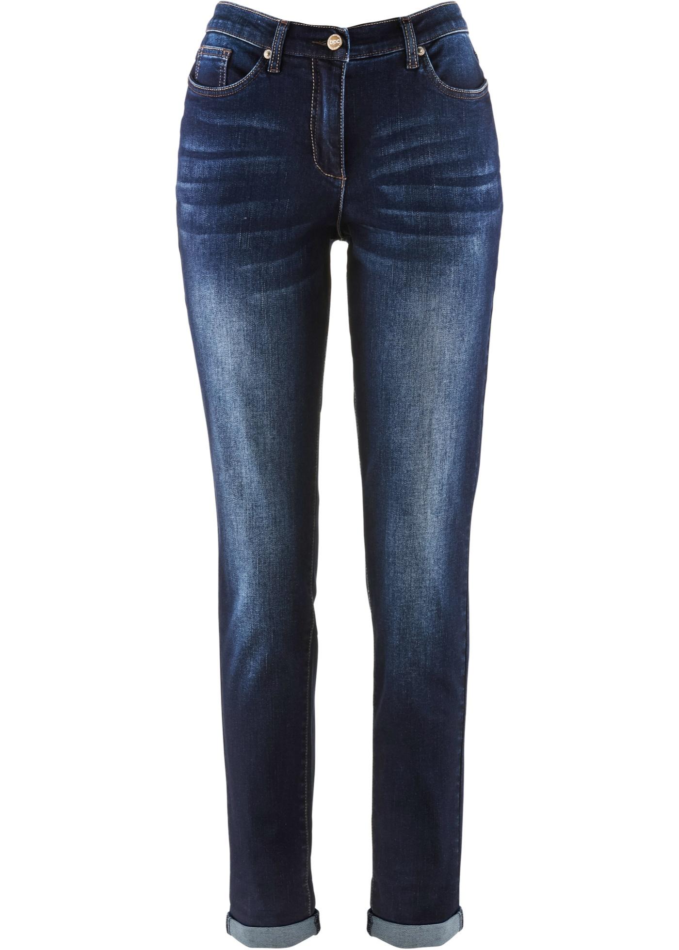 Extensible CollectionJean Pour Boyfriend Femme Bpc Avec Bonprix Taille Confortable Noir EDHe9WI2Yb