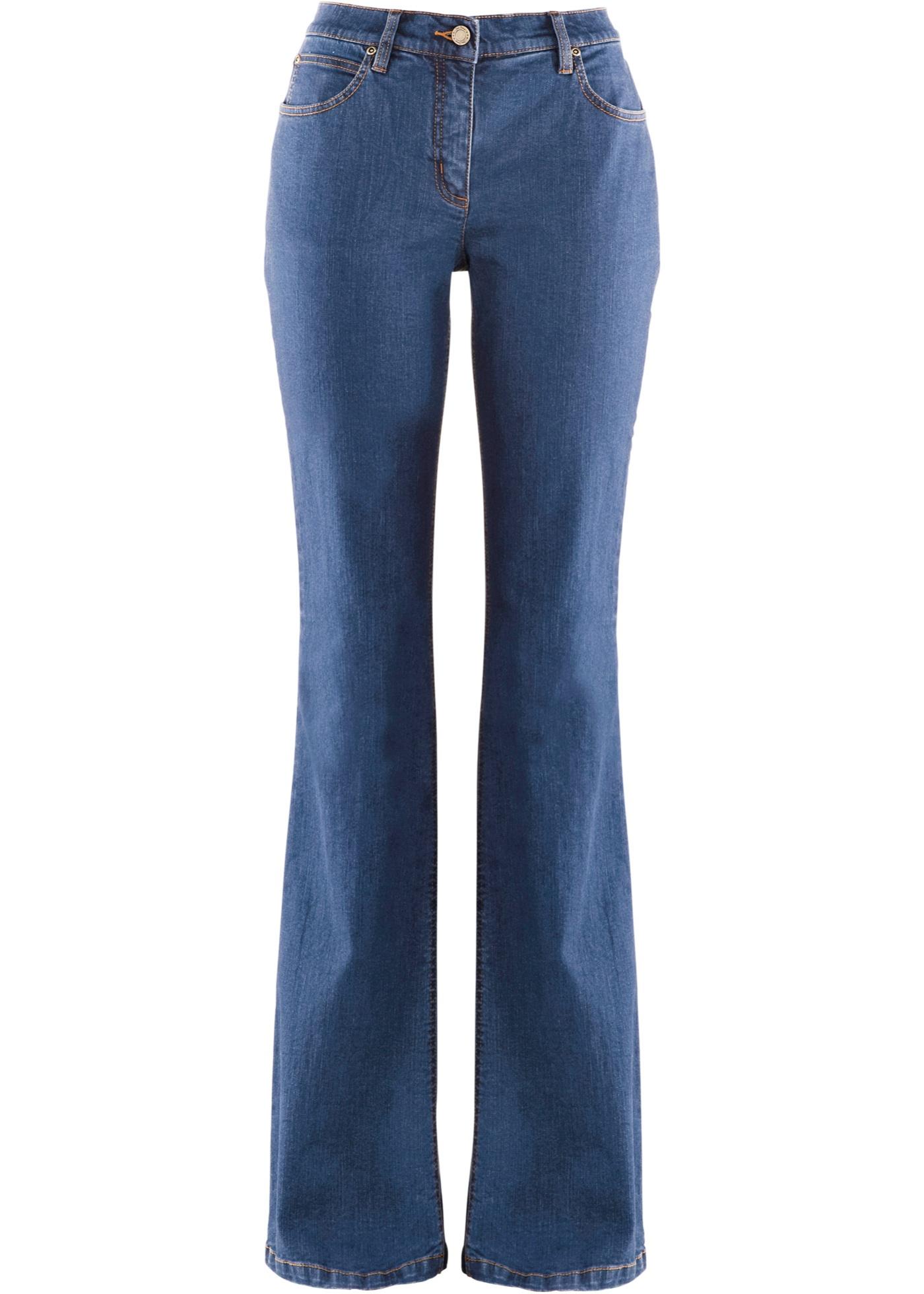 Extensible BonprixJean Pour Baner Jeanswear Bleu Bootcut Femme John ZwN8n0PXOk