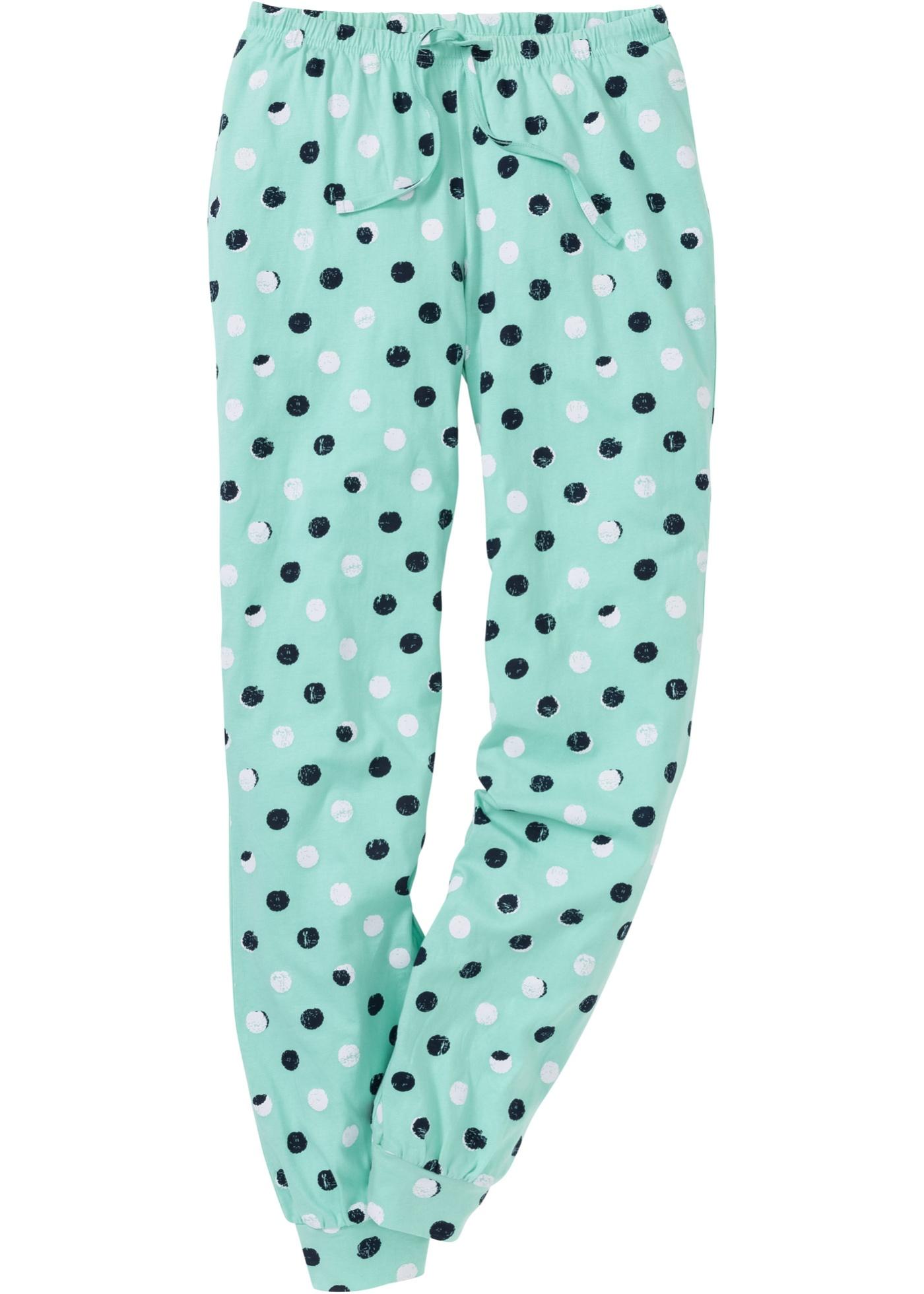 Vert CollectionPantalon Bonprix De Femme Bpc Pyjama Pour PXiOuZk