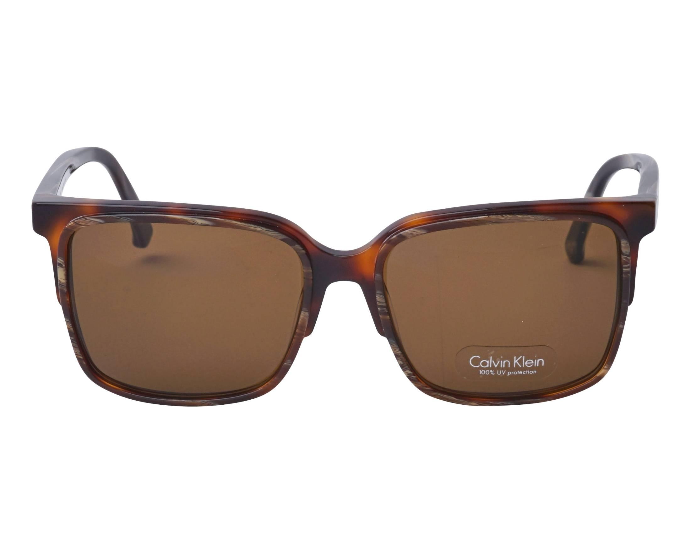 8574 244 HommesMarron Lunettes de soleil Calvin Klein Ck s 80wOnPkX