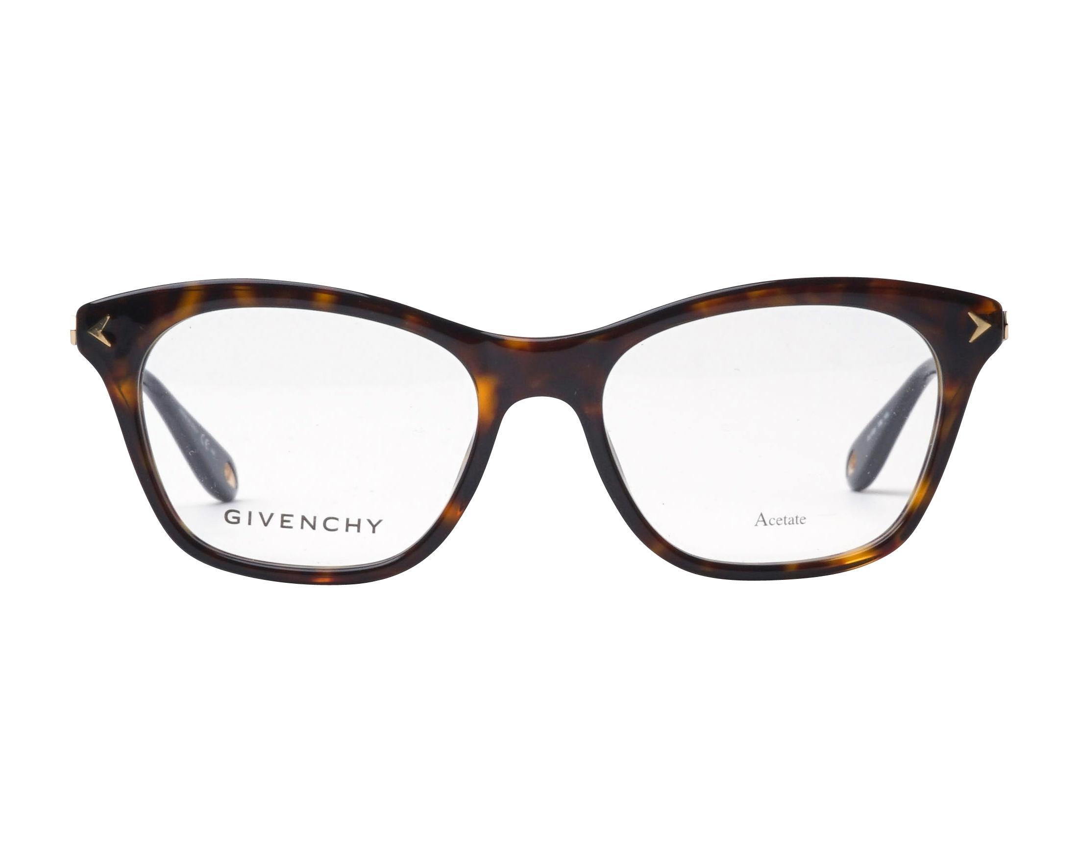 Lunettes Gv FemmesMarron Givenchy 086 de 0081 vue wPX80knO