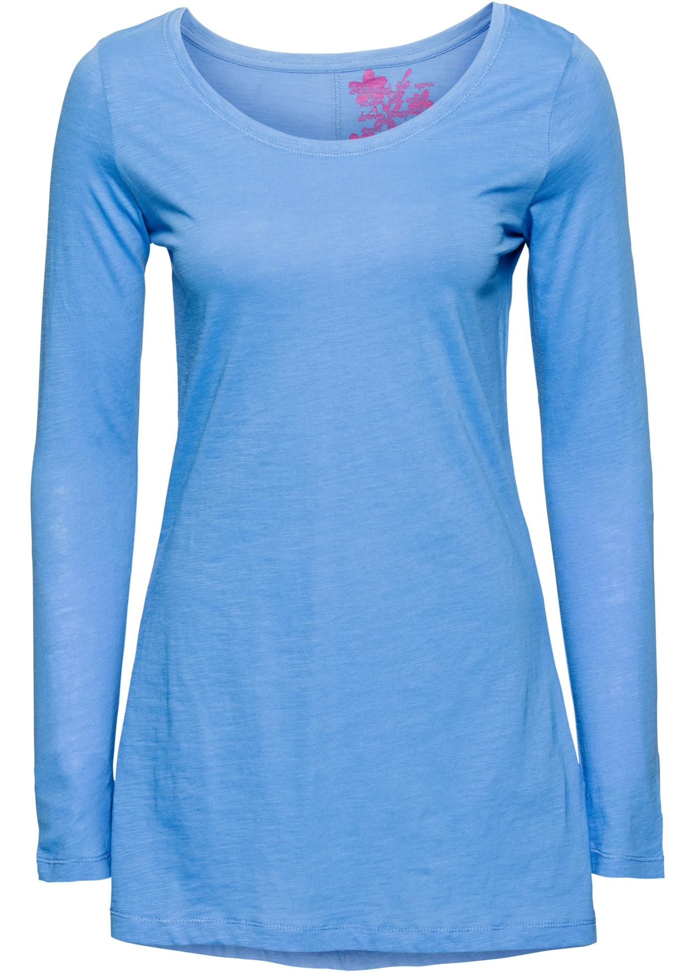 Bleu Manches Pour Femme BonprixT Long Rainbow shirt Longues l1Kc3JuTF5