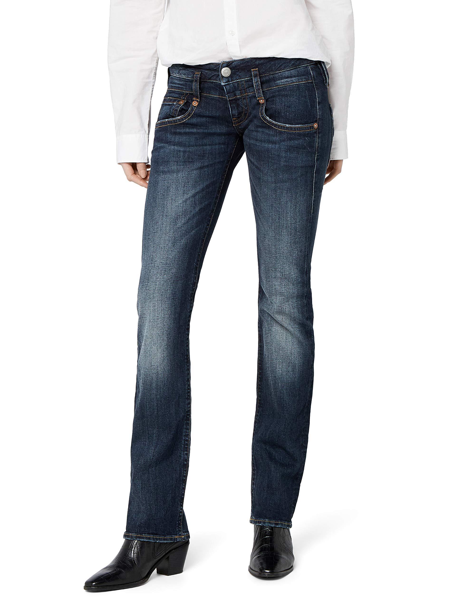 Herrlicher 34l Denim JeansBleuclassic25w Pitch X Femme 8nmN0w