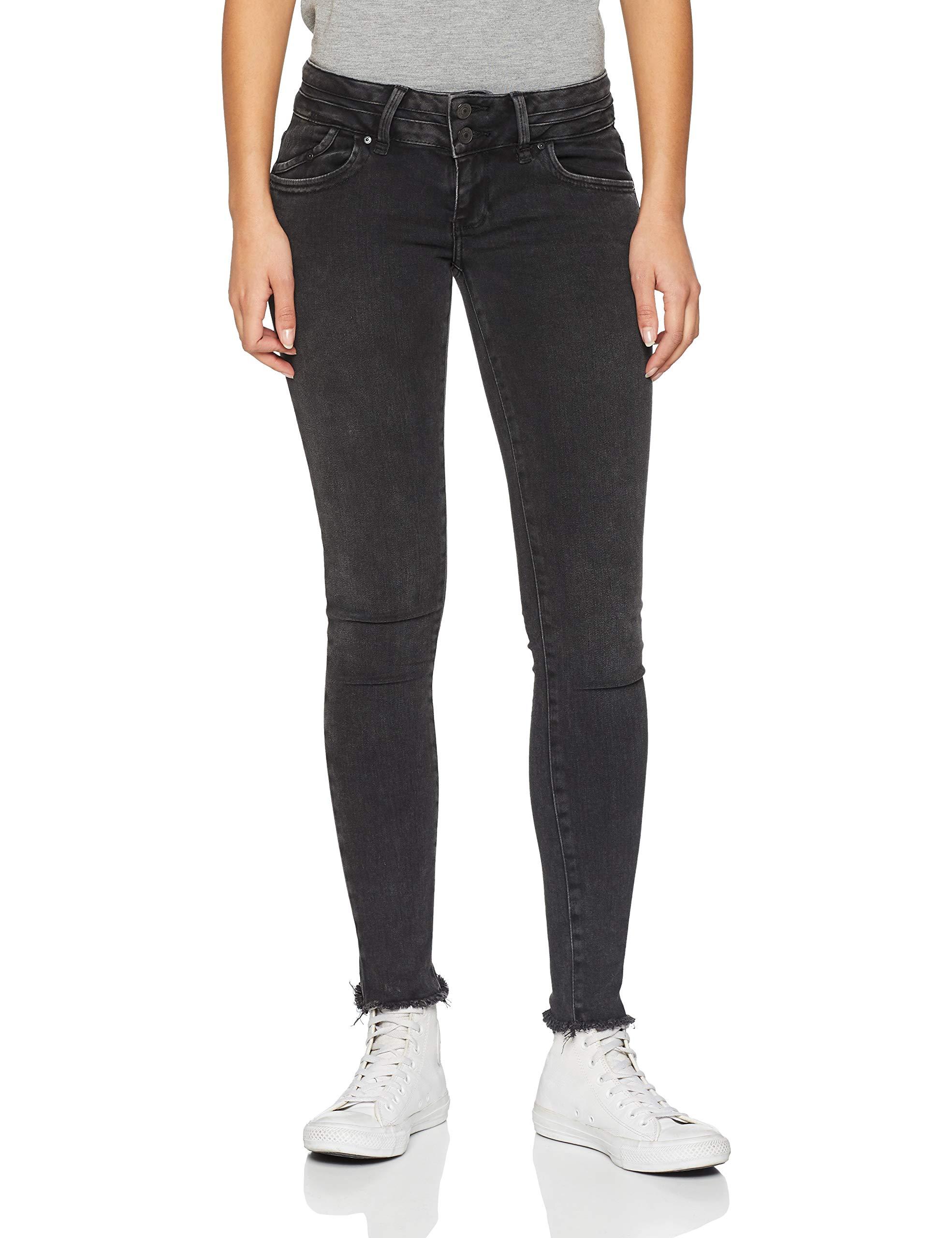 Julita Jean Femme X Wash 51789W29 Ltb Jeans SkinnyGrisshaila l34 k8nwOP0X