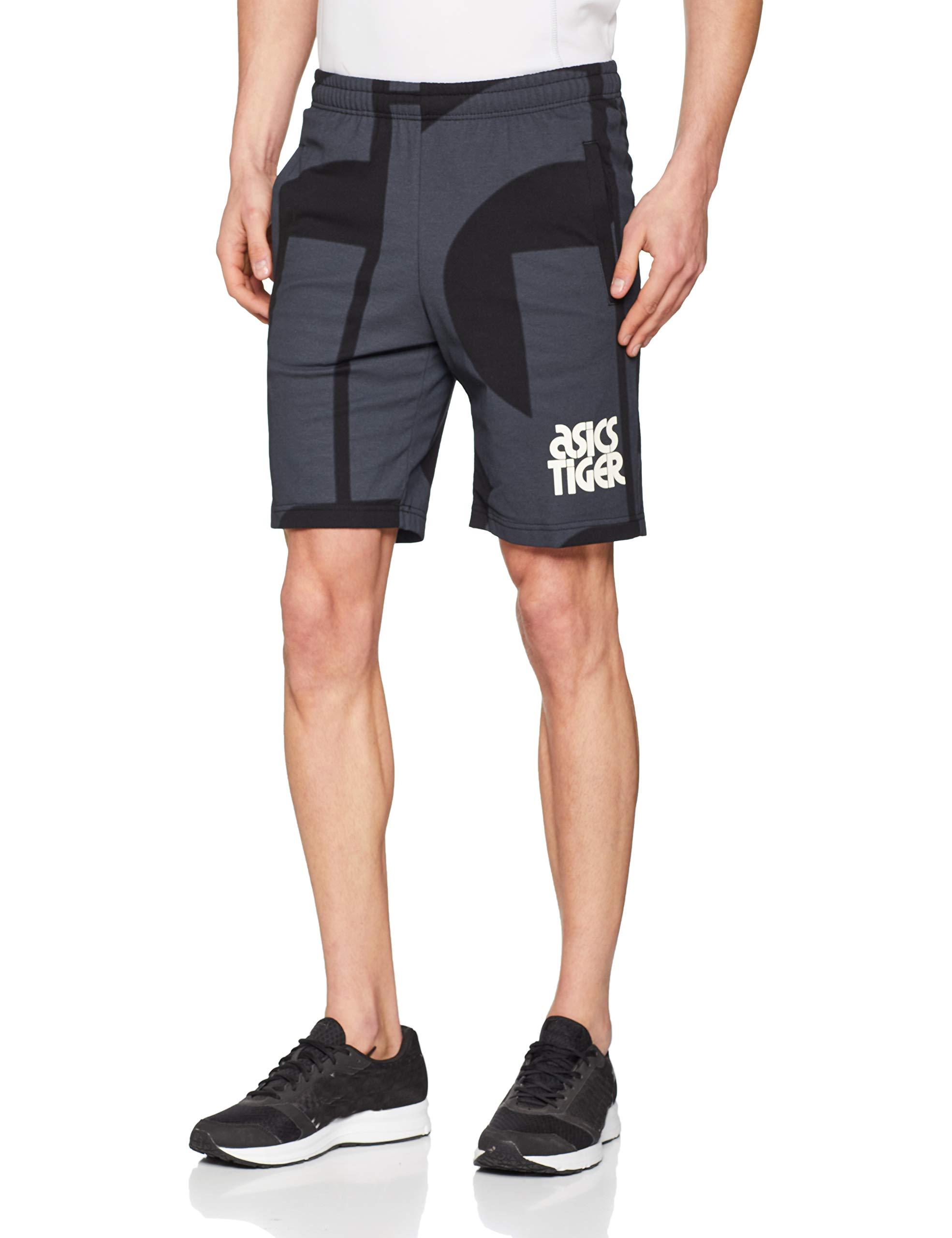 Aop Asics 00140taille Padded Black SportNoirperformance FabricantSmallHomme Shorts PkulXTiwOZ