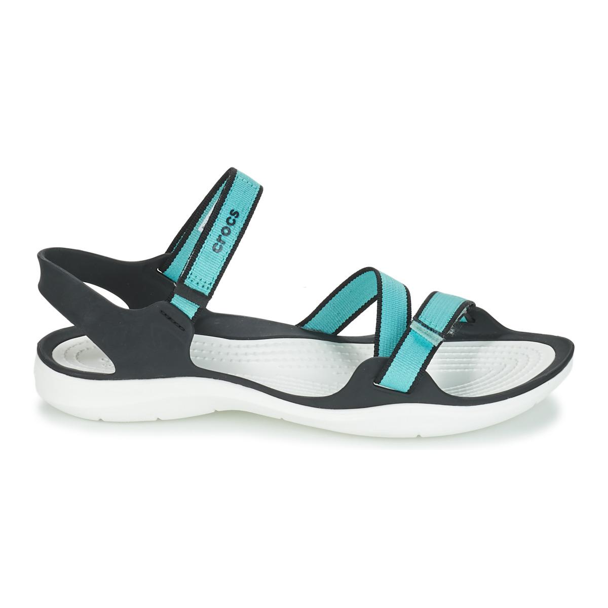 Sandales Swiftwater Sandal Webbing Crocs W 5RA4jL