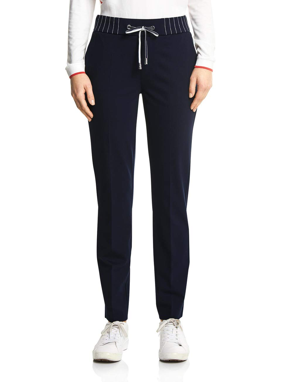 Street Blue PantalonBleudeep 371864 One Fabricant38Femme Fay 11238W38 l30taille xCdWBore