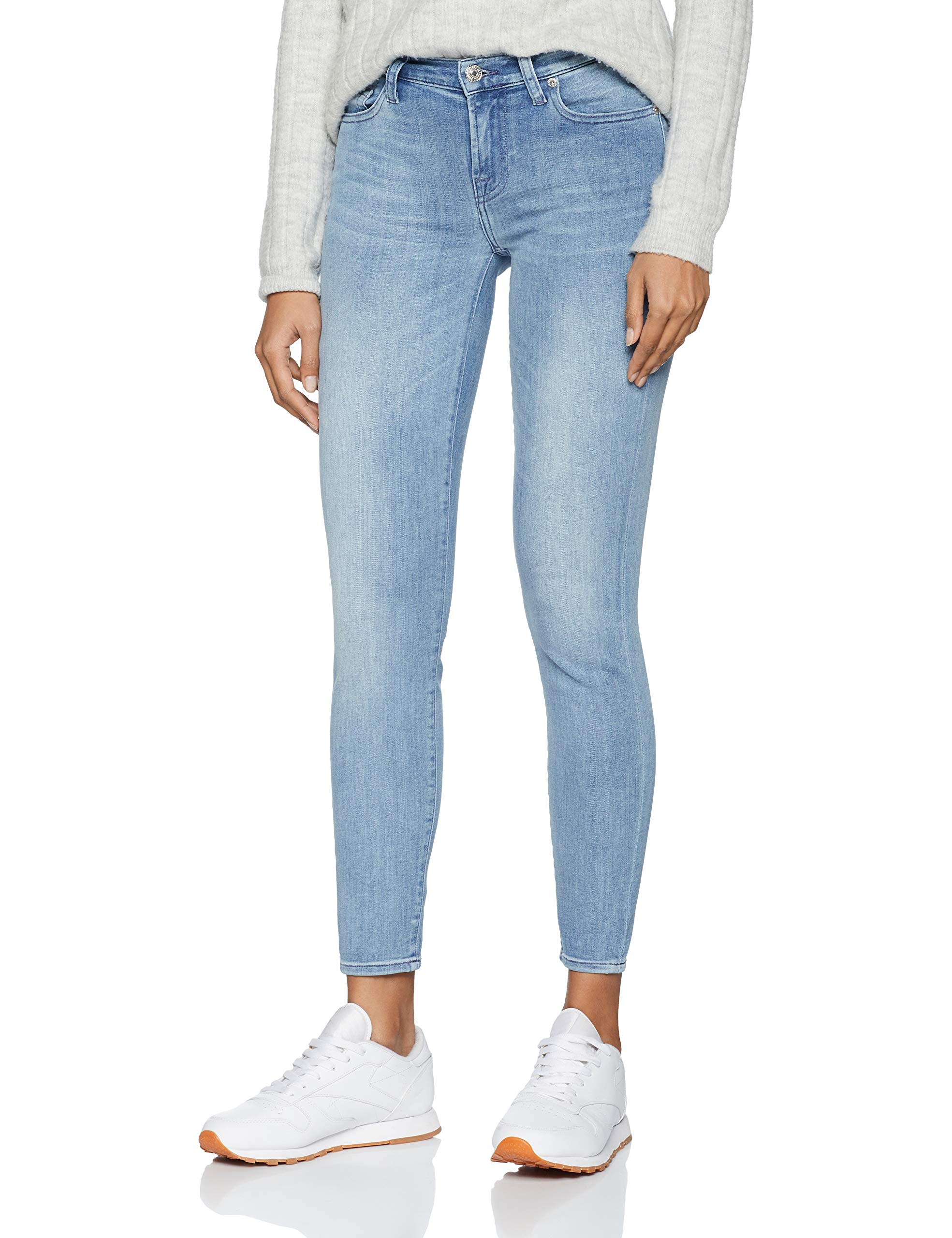 Seven International 7 Mankind CropJean 0rktaille FemmeBleub Fabricant28 Skinny Mirage For All Sagl Air The QrxCtsdh