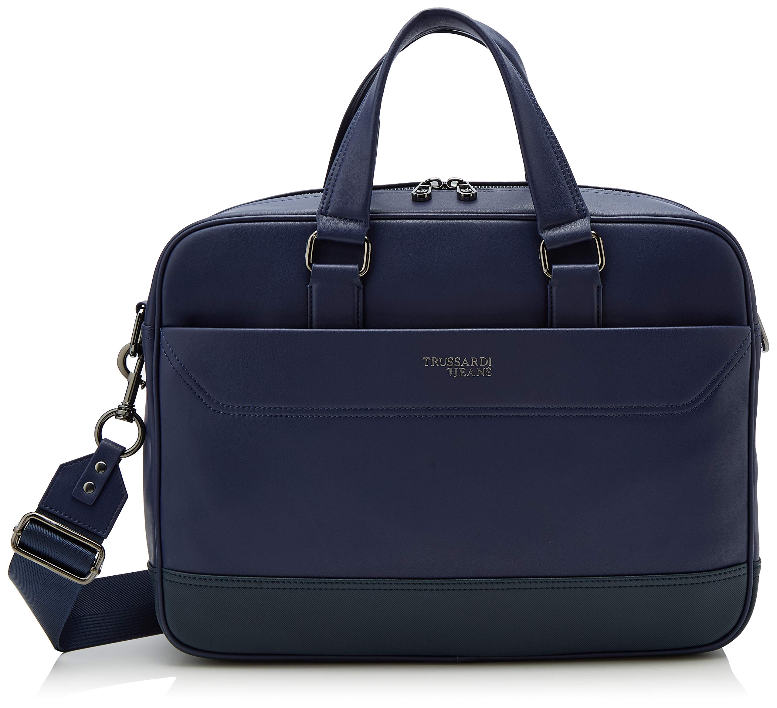 BusinessSac Navy Business Affair Trussardi X HommeBleublue bluette40x30x10 Porté H Jeans Main L Cmw H29YEIWD