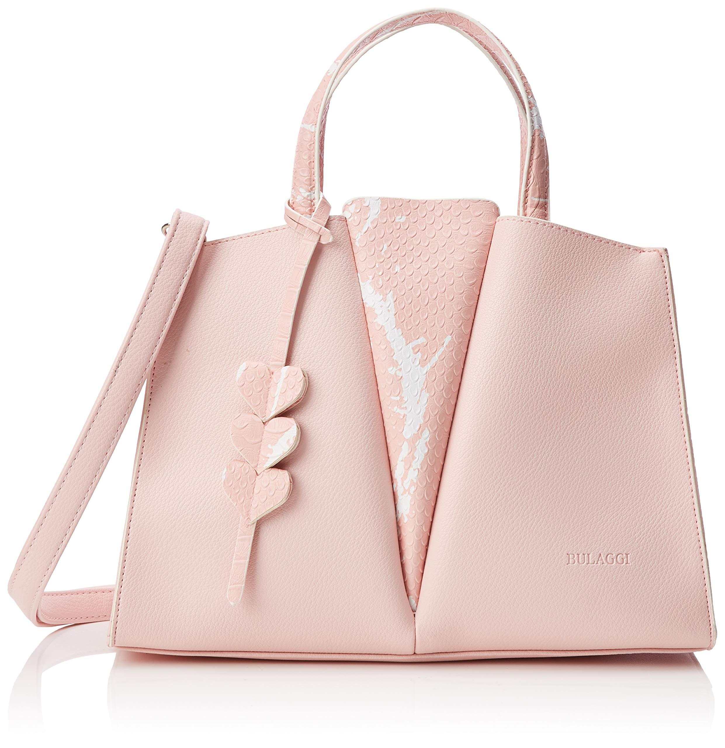 ShopperSacs Caitlyn FemmeRosepastel Cmb T Épaule Portés X Rose11x23x32 H Bulaggi dxsthQCBr