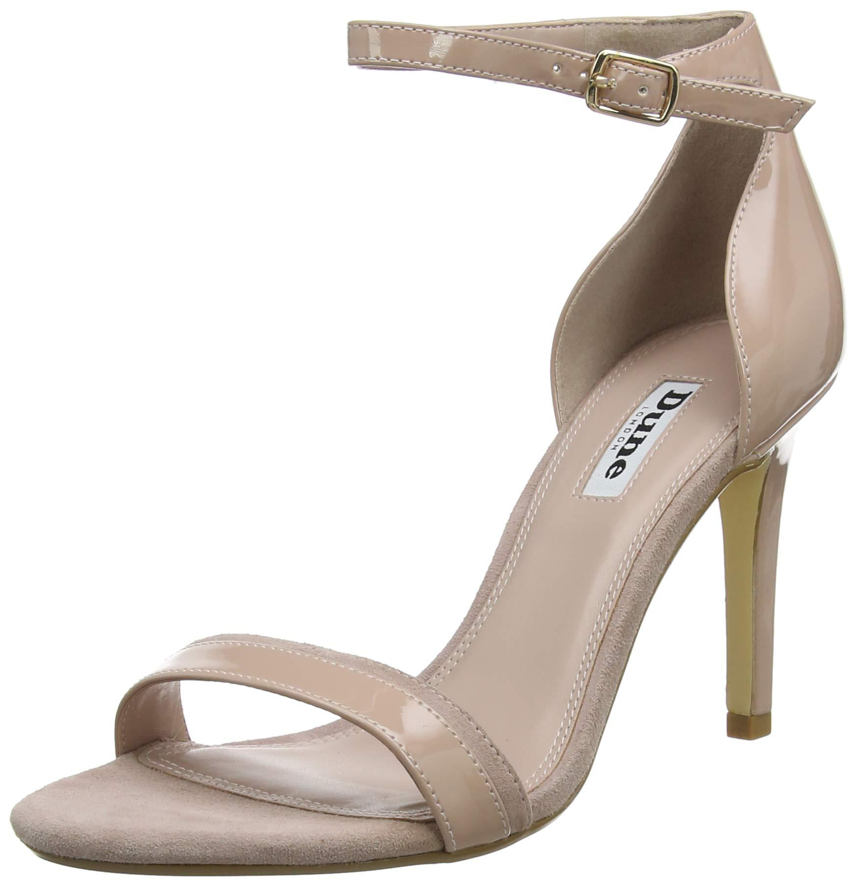 FemmeBeige patent38 Bride Camel Eu Dune MerinoEscarpins Cheville 0wvn8Nm