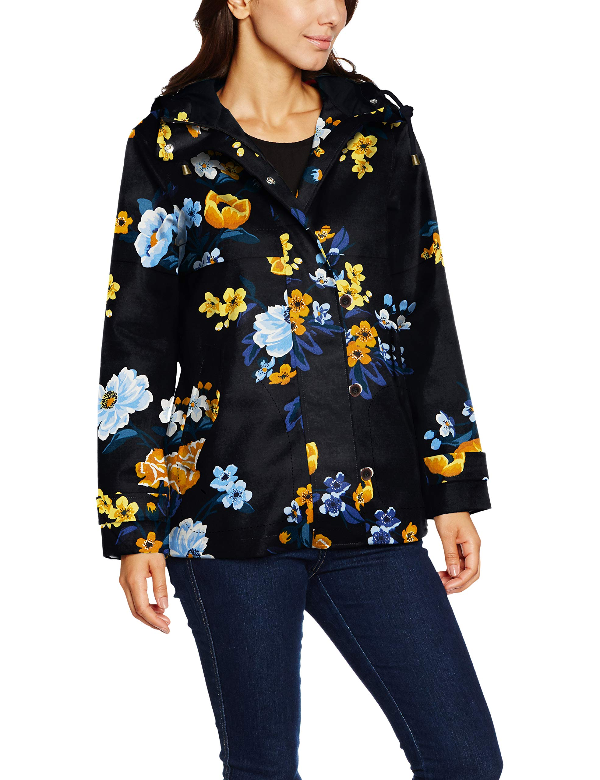 Joule Tom Bouquet Navflorboutaille Fabricant8Femme Coast Print Blousonnavy Y6gybf7