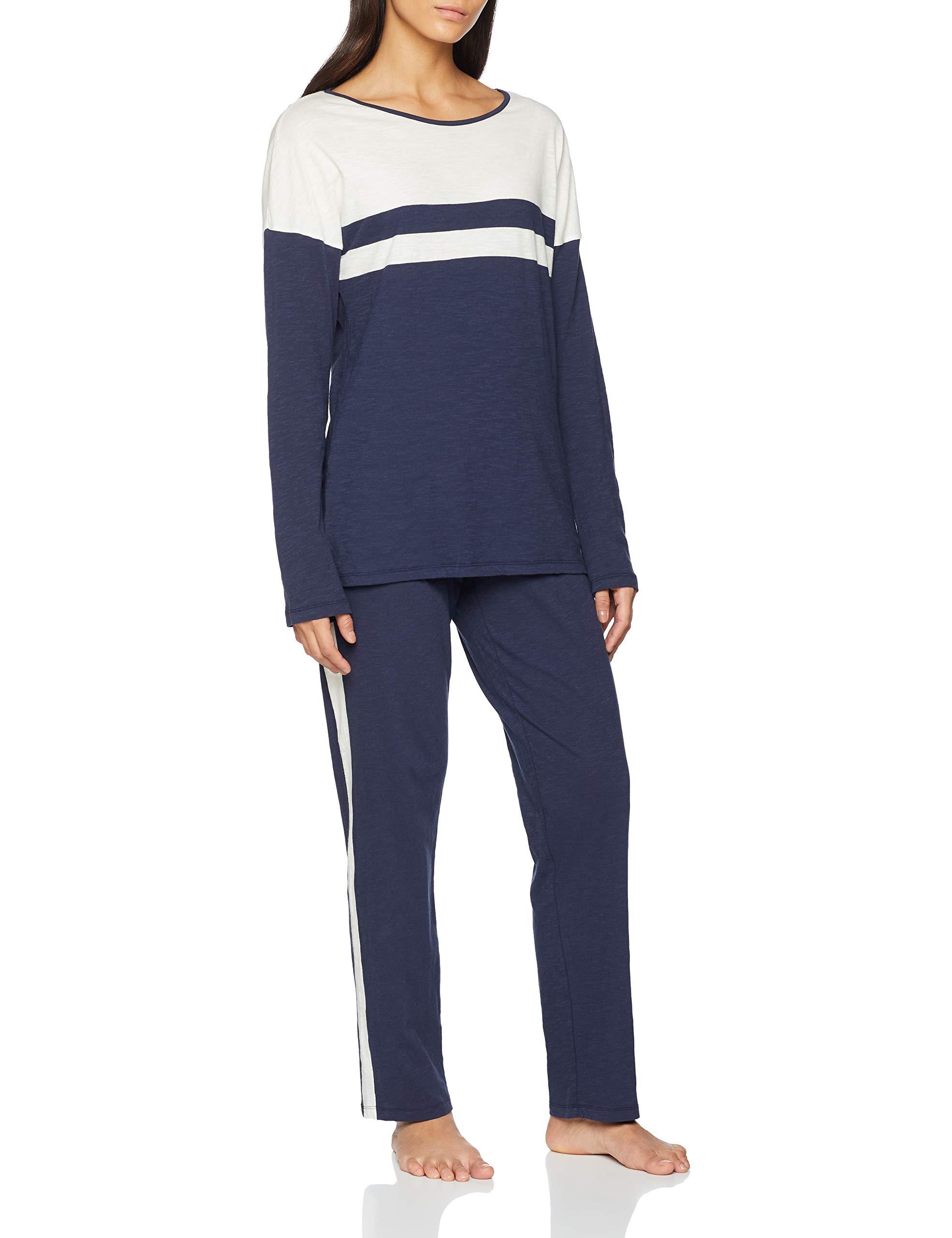 PyjamaBleudunkelblau Seidensticker Lang 80352taille Anzug Fabricant050Femme Ensemble De kZTPOiuX