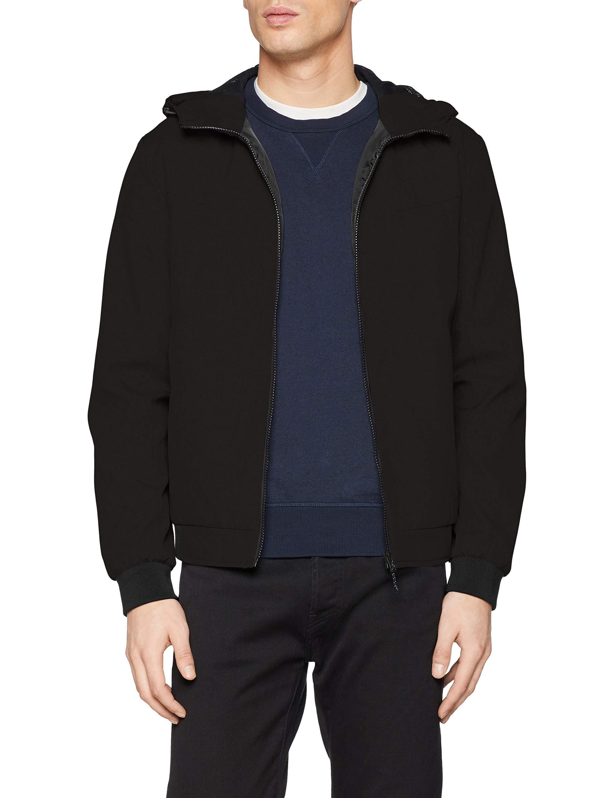 large Jackamp; Jcoalu Noos BlousonNoir Jones Jacket BlackXx Homme Rj54LA
