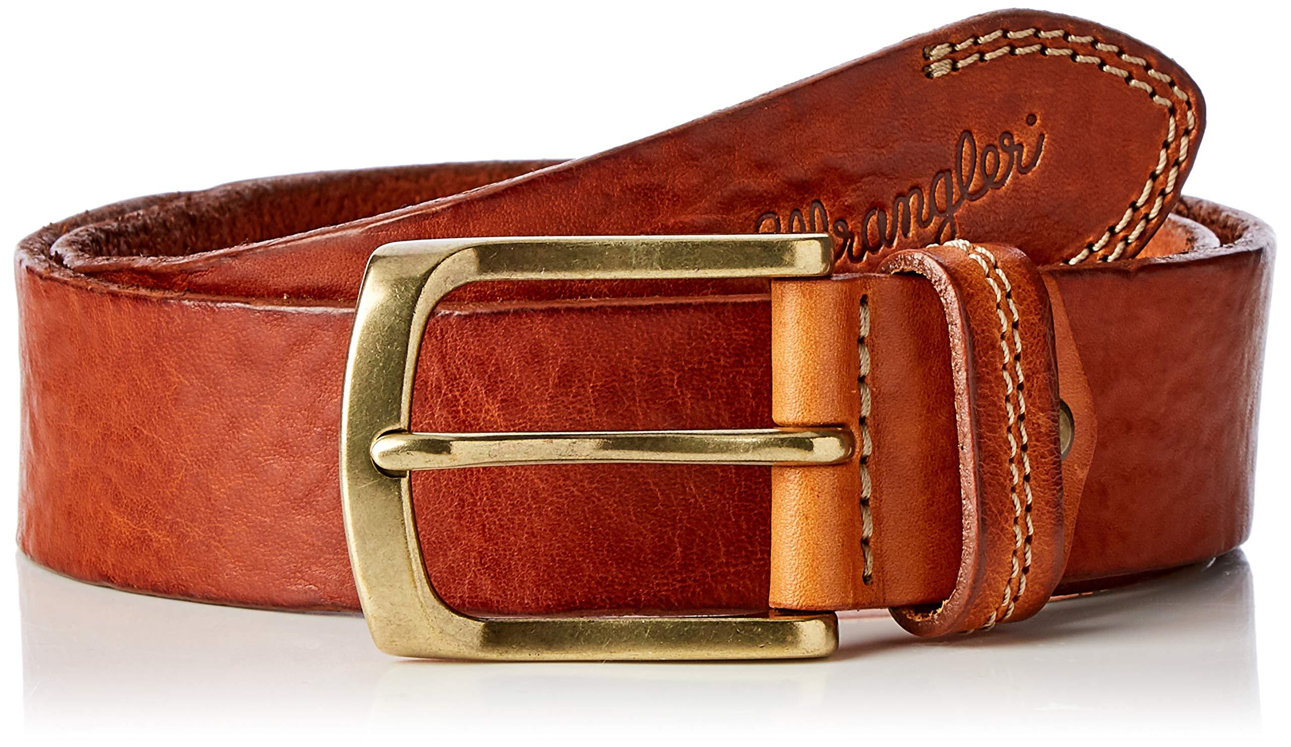 Stitch Loop Wrangler 185125taille CeintureMarronbrown Fabricant 110678Homme Belt mN0w8vOn