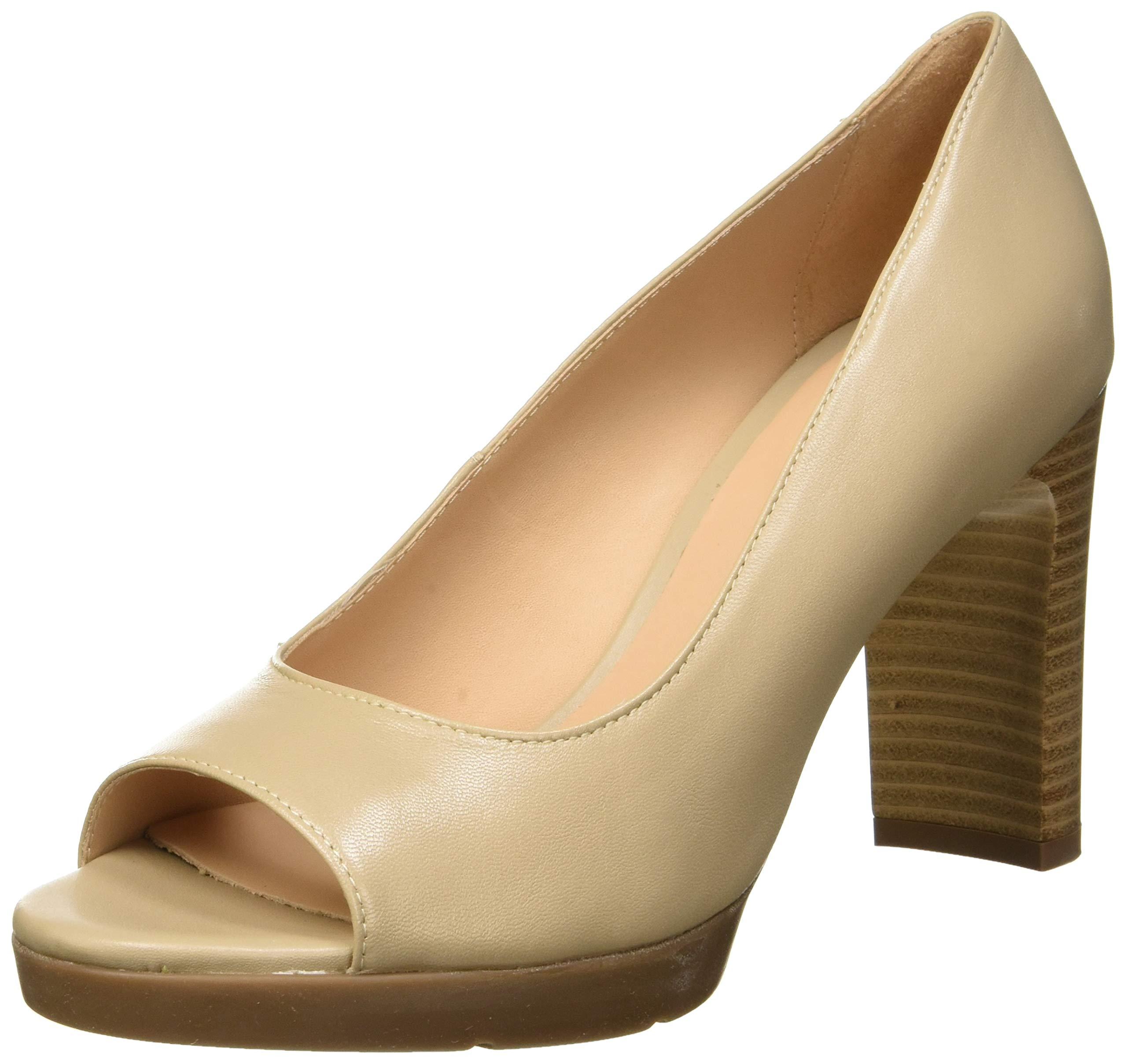 Eu C500039 Geox Sandal Ouvert 5 High D Bout Femmebeige Annya DEscarpins hdtBsoQrCx