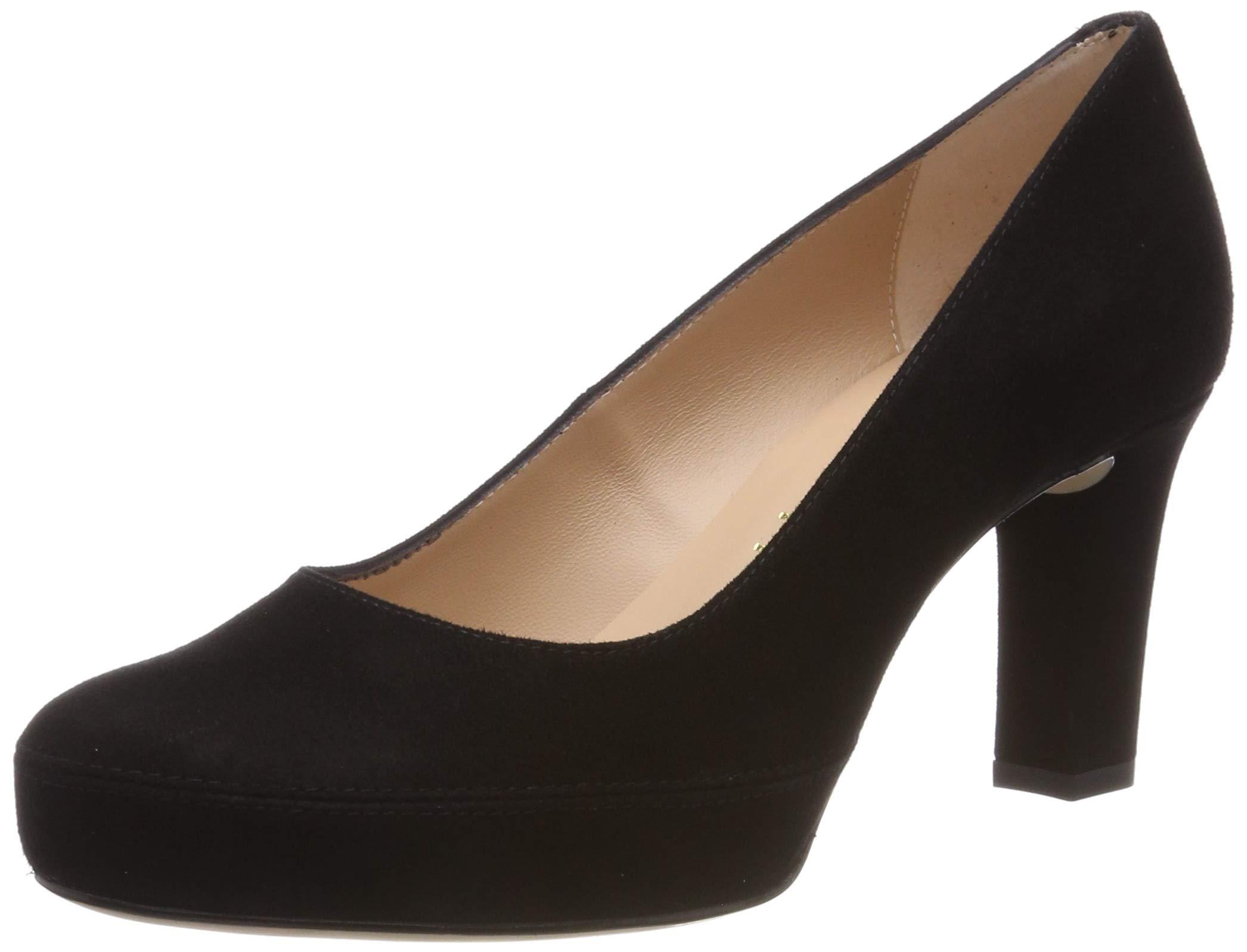 Unisa ksEscarpins Black37 classic FemmeNoir Numar 19 Eu wOPn0k8